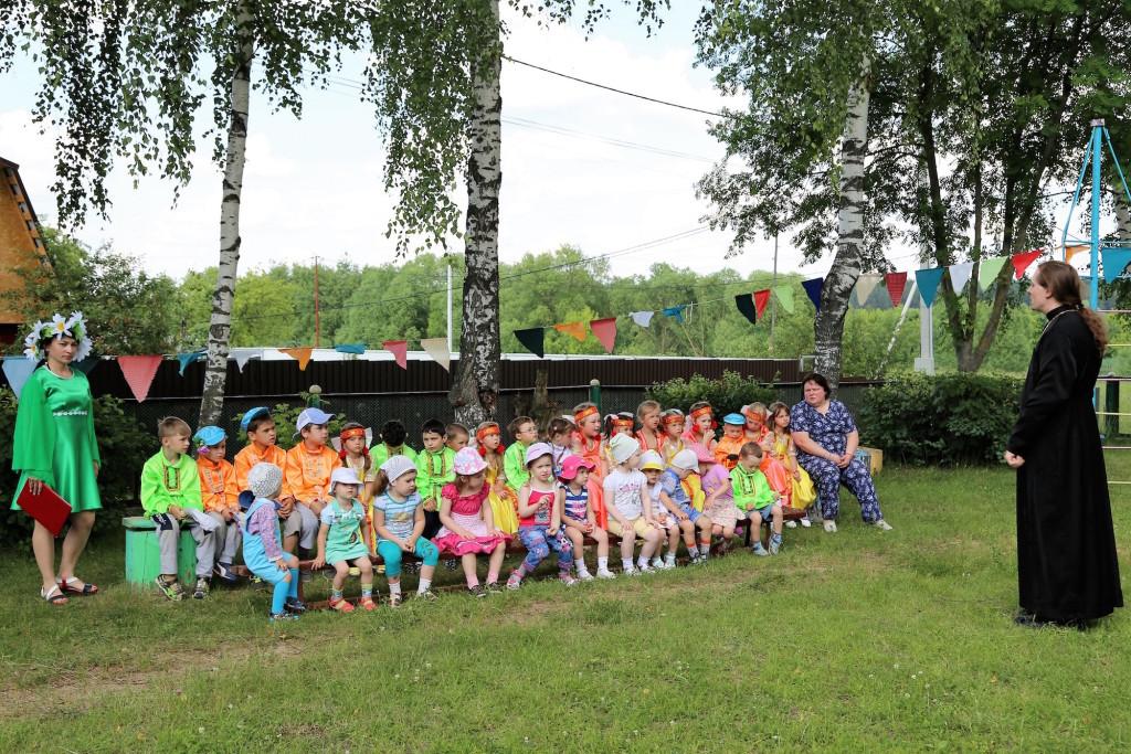 Праздник в детском саду
