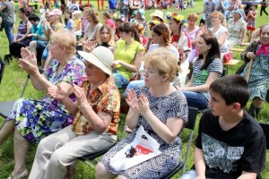 фестиваль Сиреневый Рай