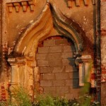 Церковь Илии Пророка в селе Прусы Коломенского района Московской области. Период: 15 июня 2007 года