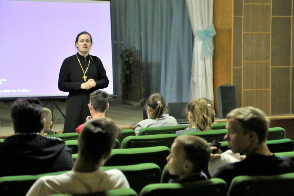 День славянской письменности в селе Никульское