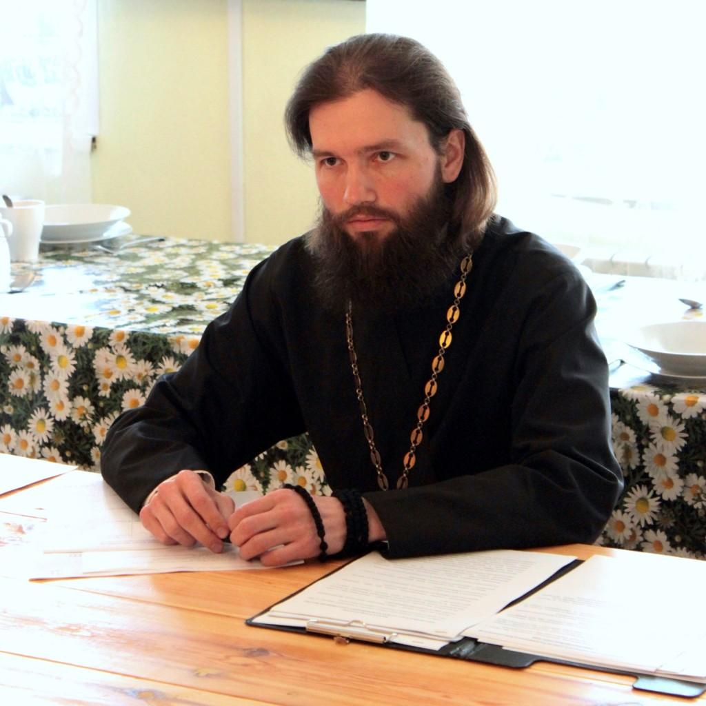собрание ответственных Игумен Петр (Дмитриев)