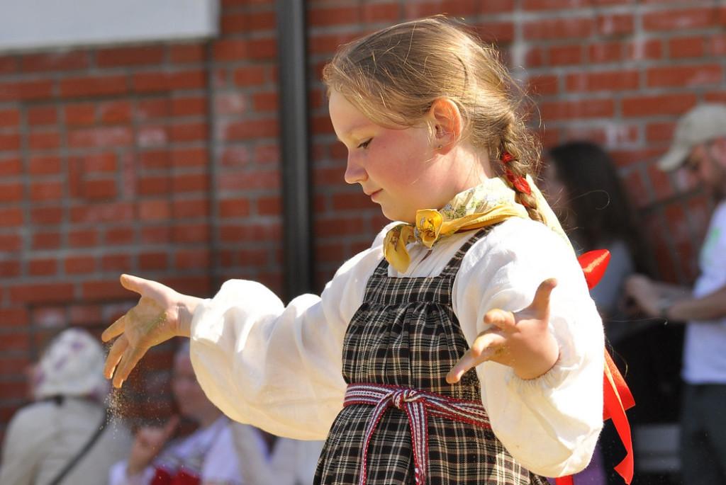 Православный фестиваль в Рожново