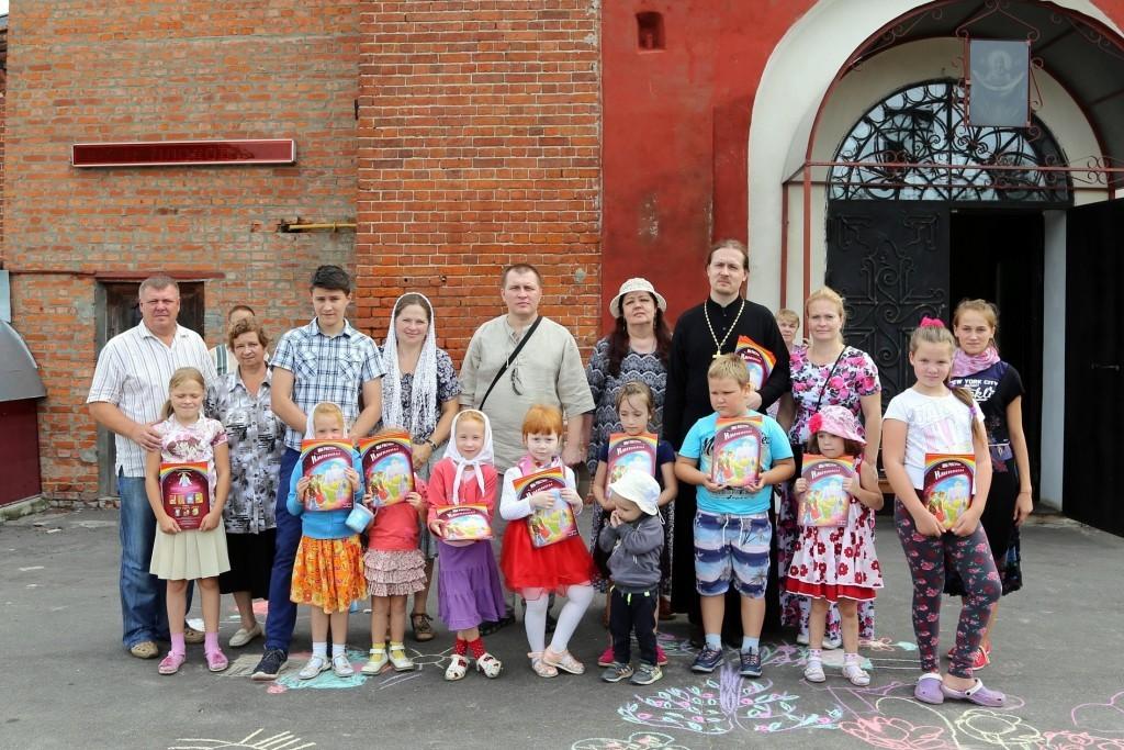 Детский праздник Священник Иоанн Анатольевич Бакушкин