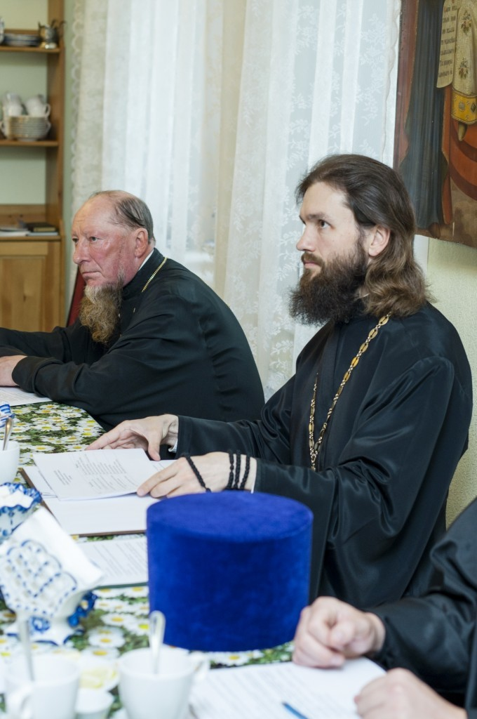 Собрание Благочиния Коломенского округа