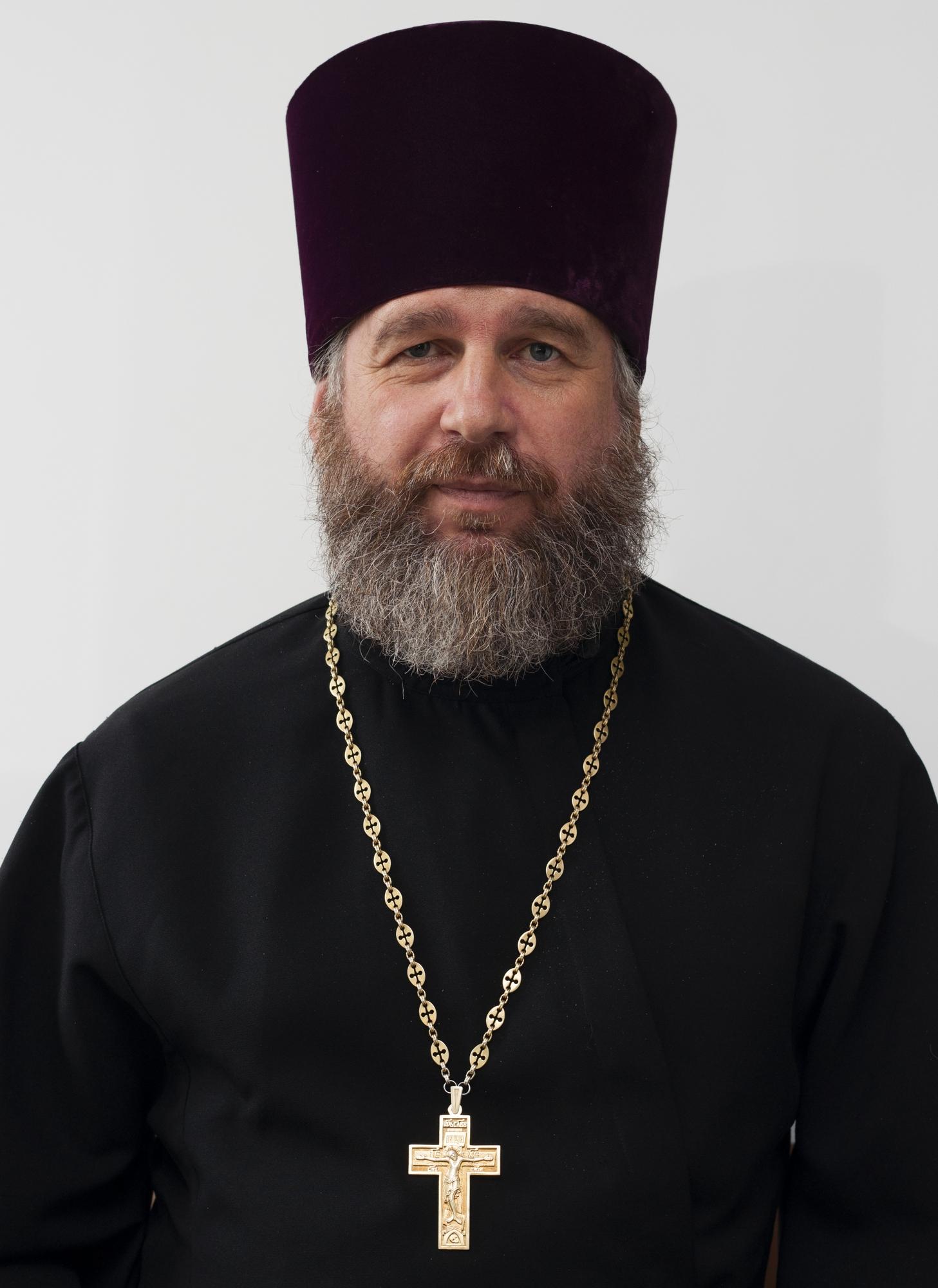 Протоиерей Александр Владимирович Беляев