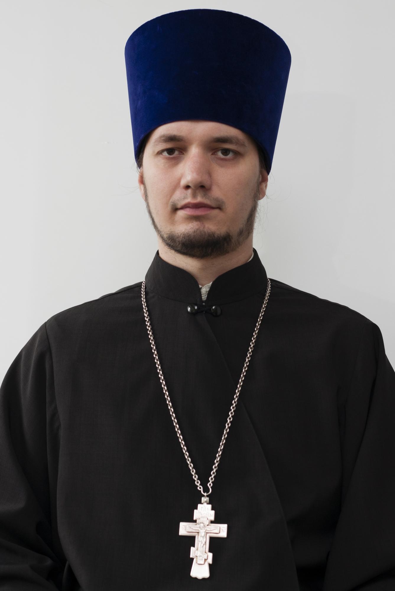 священник Константин Анатольевич Баранов