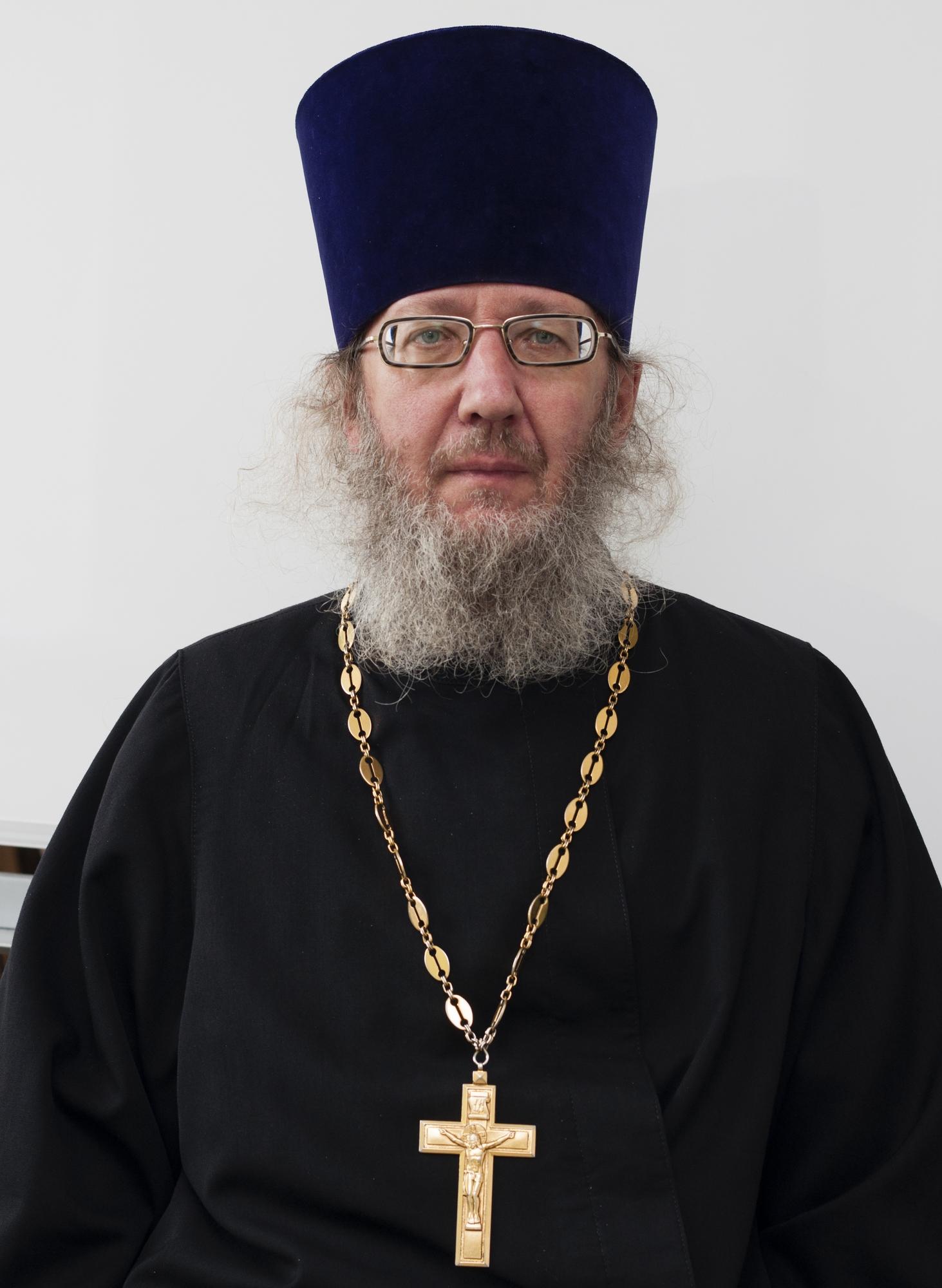 Протоиерей Владимир Александрович Петровский