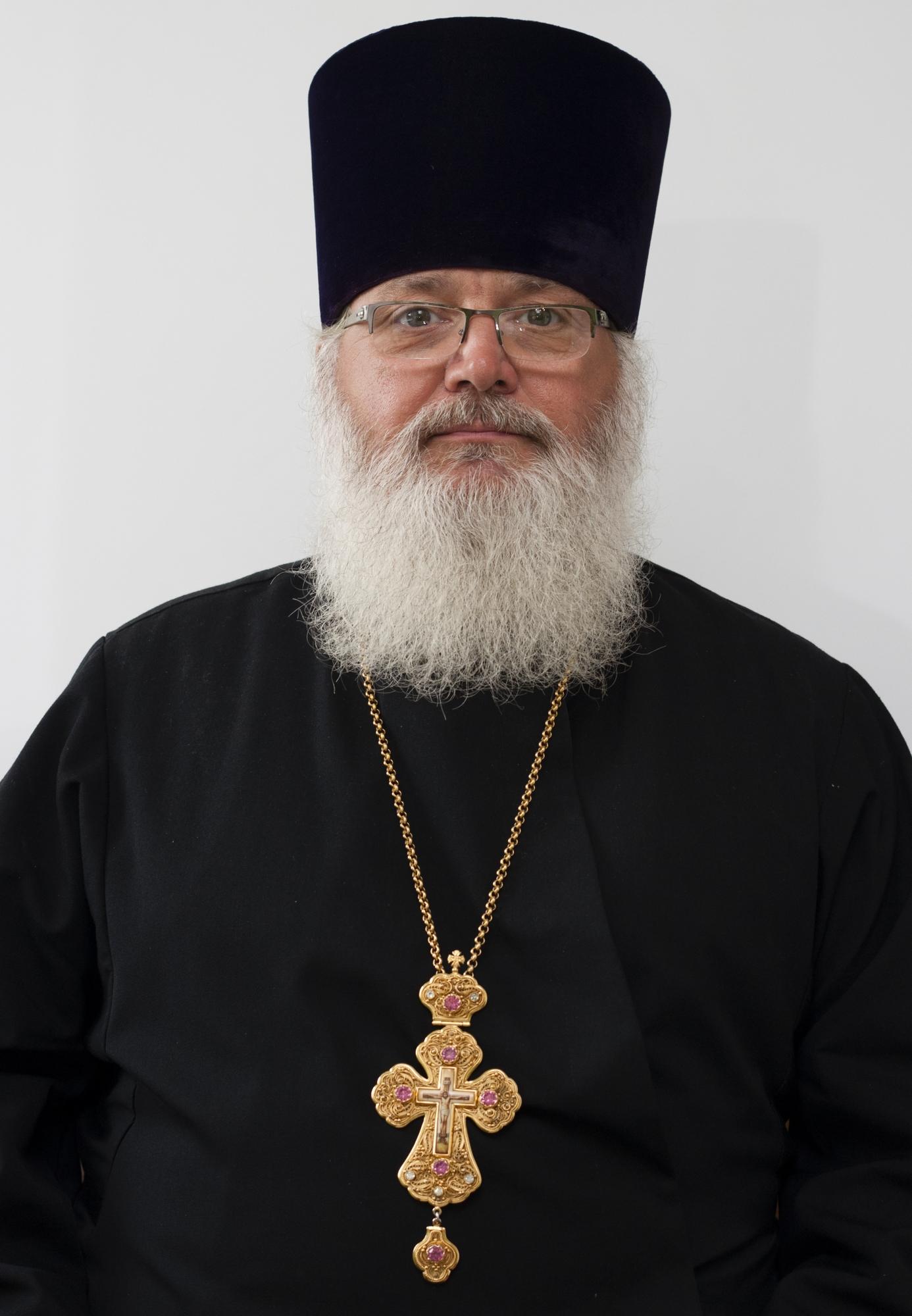 Протоиерей Валерий Николаевич Наволокин