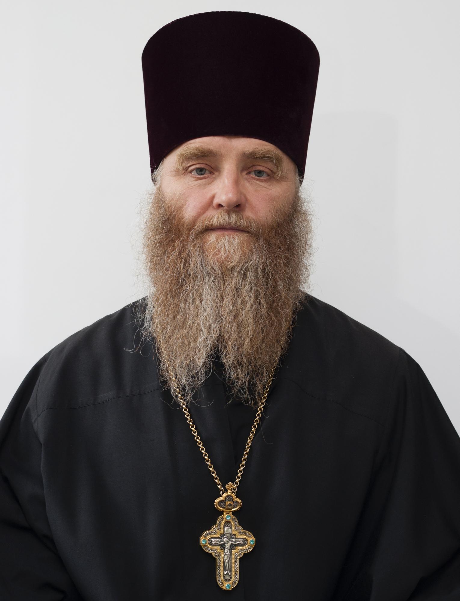 Протоиерей Николай Игнатьевич Чикунов
