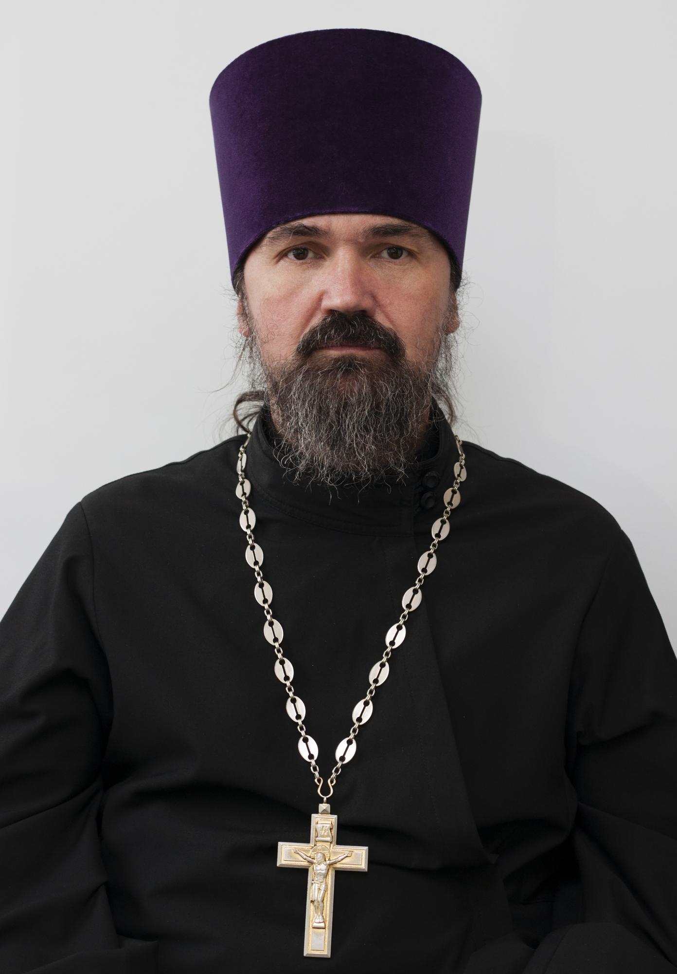 Протоиерей Александр Николаевич Хмылов