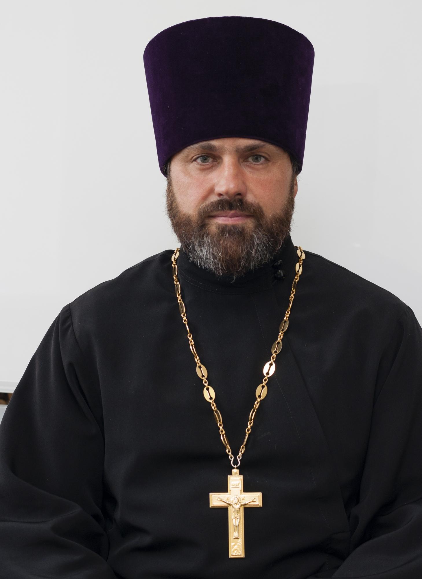 Протоиерей Димитрий Михайлович Измайлов