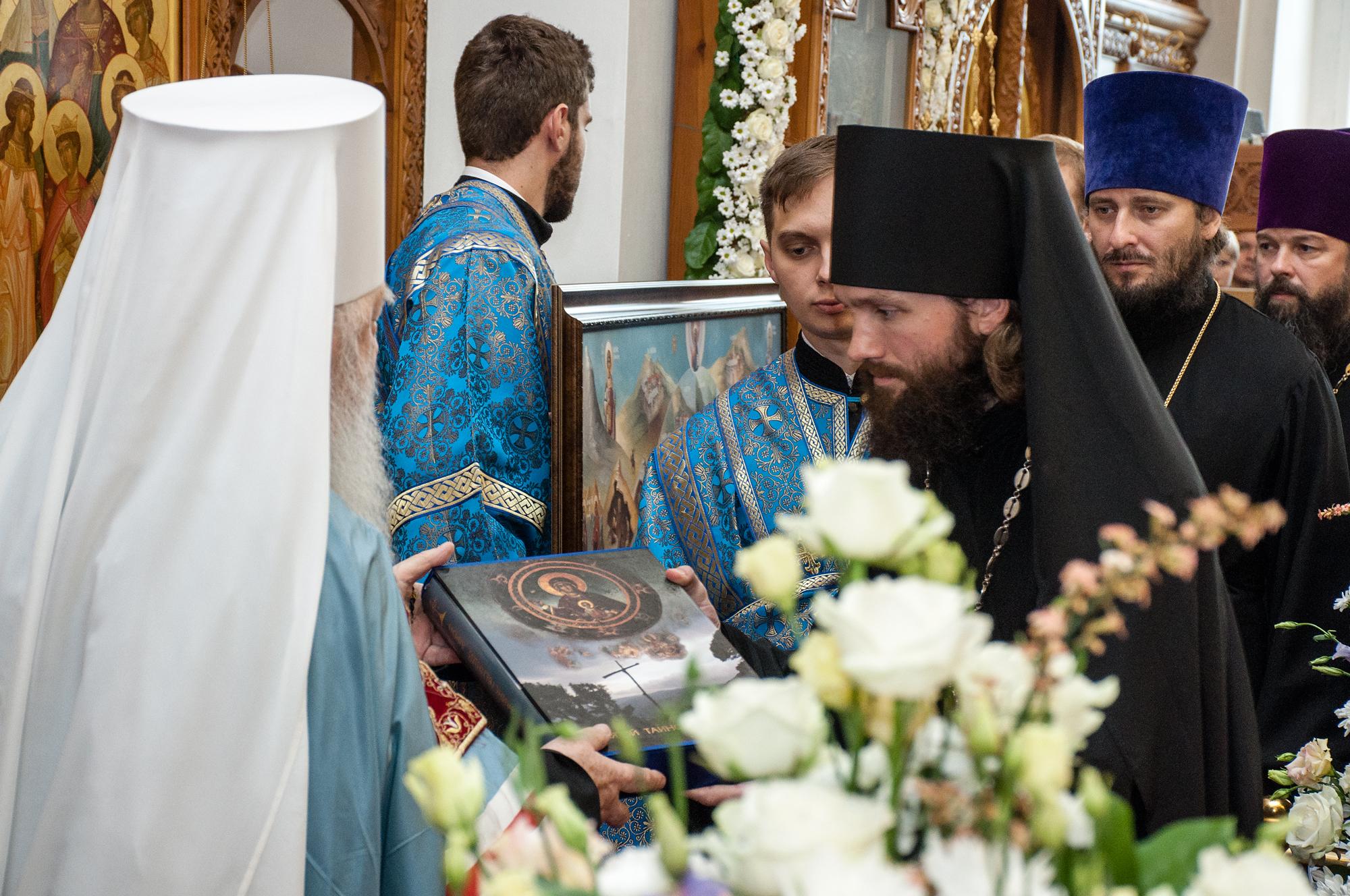 Рождество Богородицы в Бобреневом монастыре
