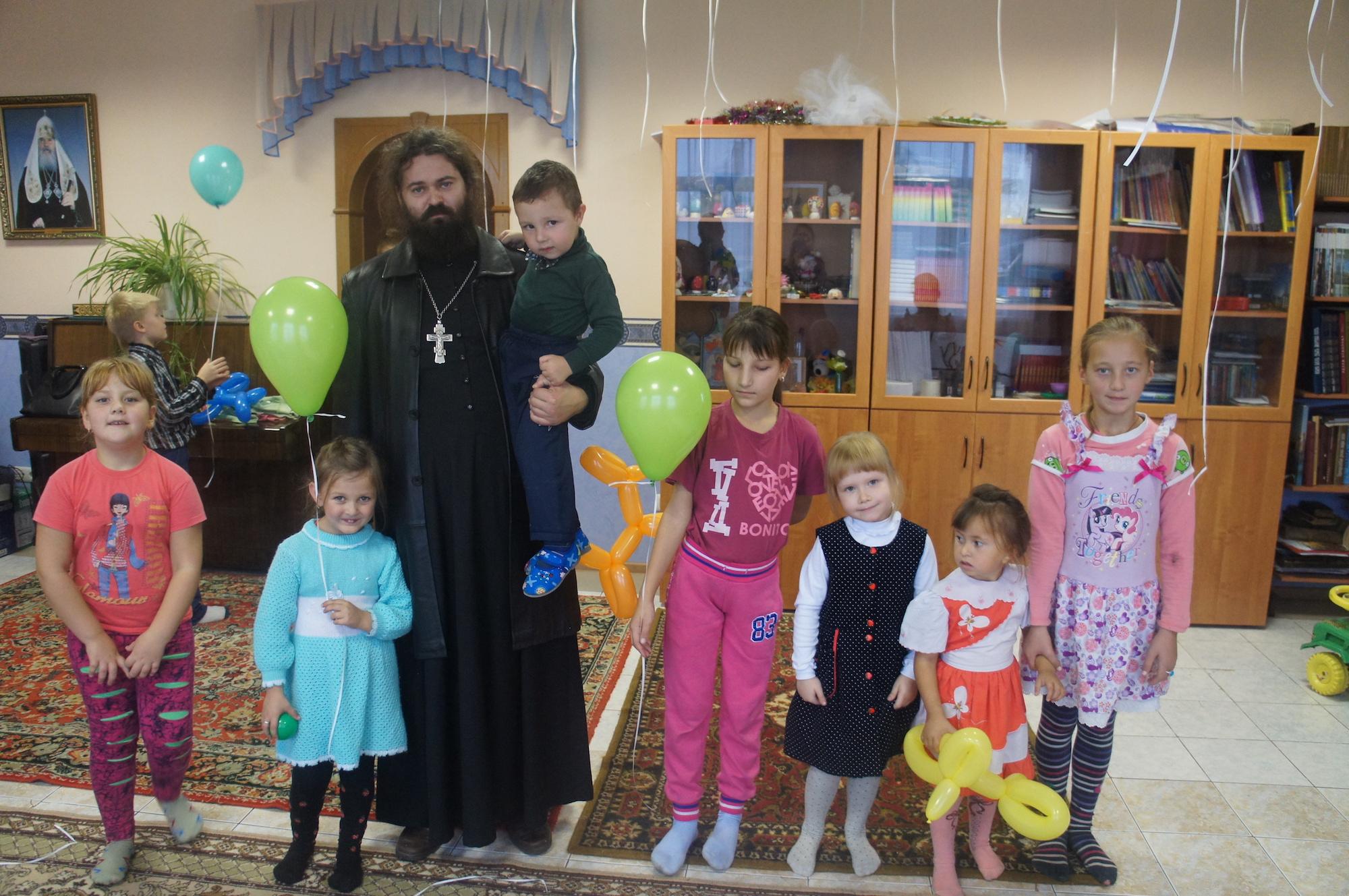 День открытых дверей воскресной школе деревни Богдановка