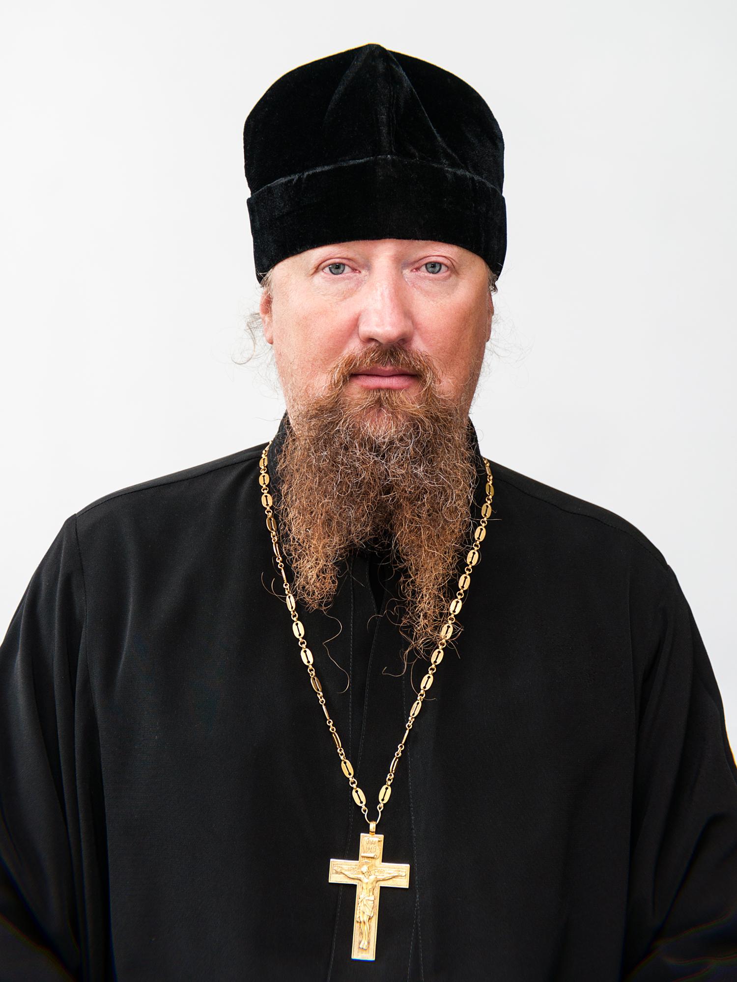 Протоиерей Сергий Васильевич Миронов