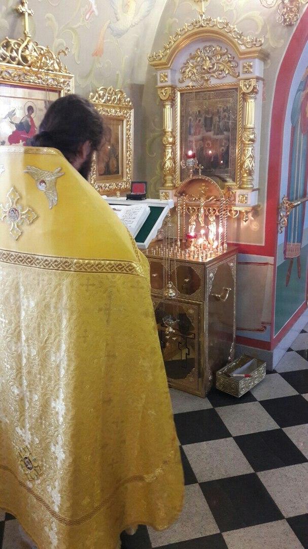 День памяти жертв ДТП на приходе Казанского храма деревни Богдановка
