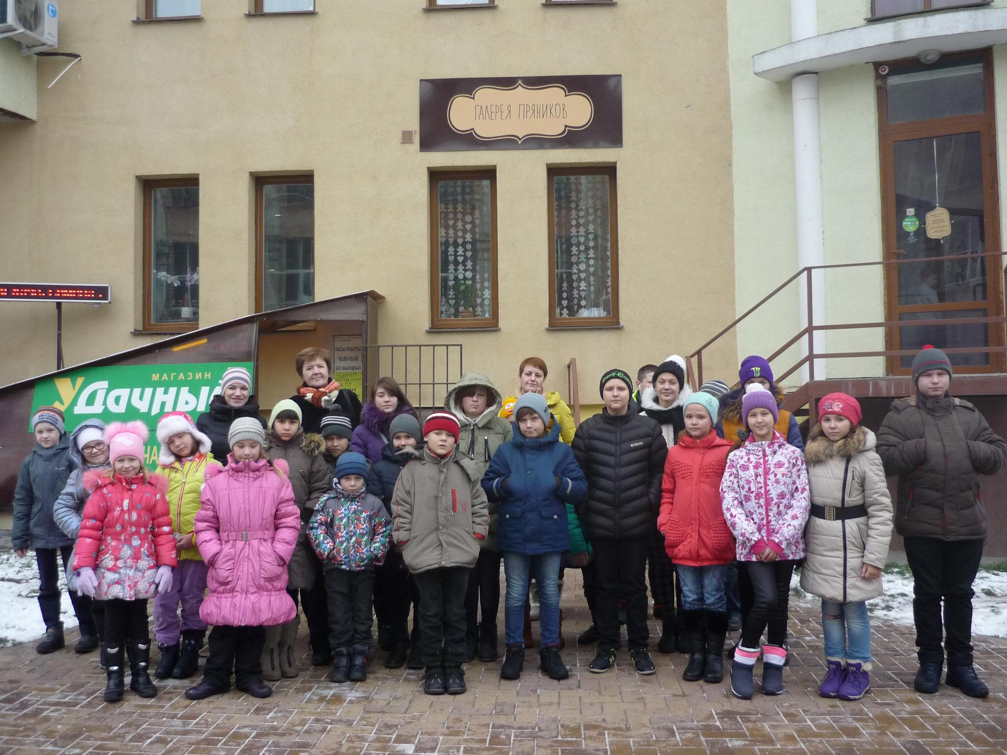 Акция «Согреем детские сердца» на приходе Казанского храма деревни Грайвороны