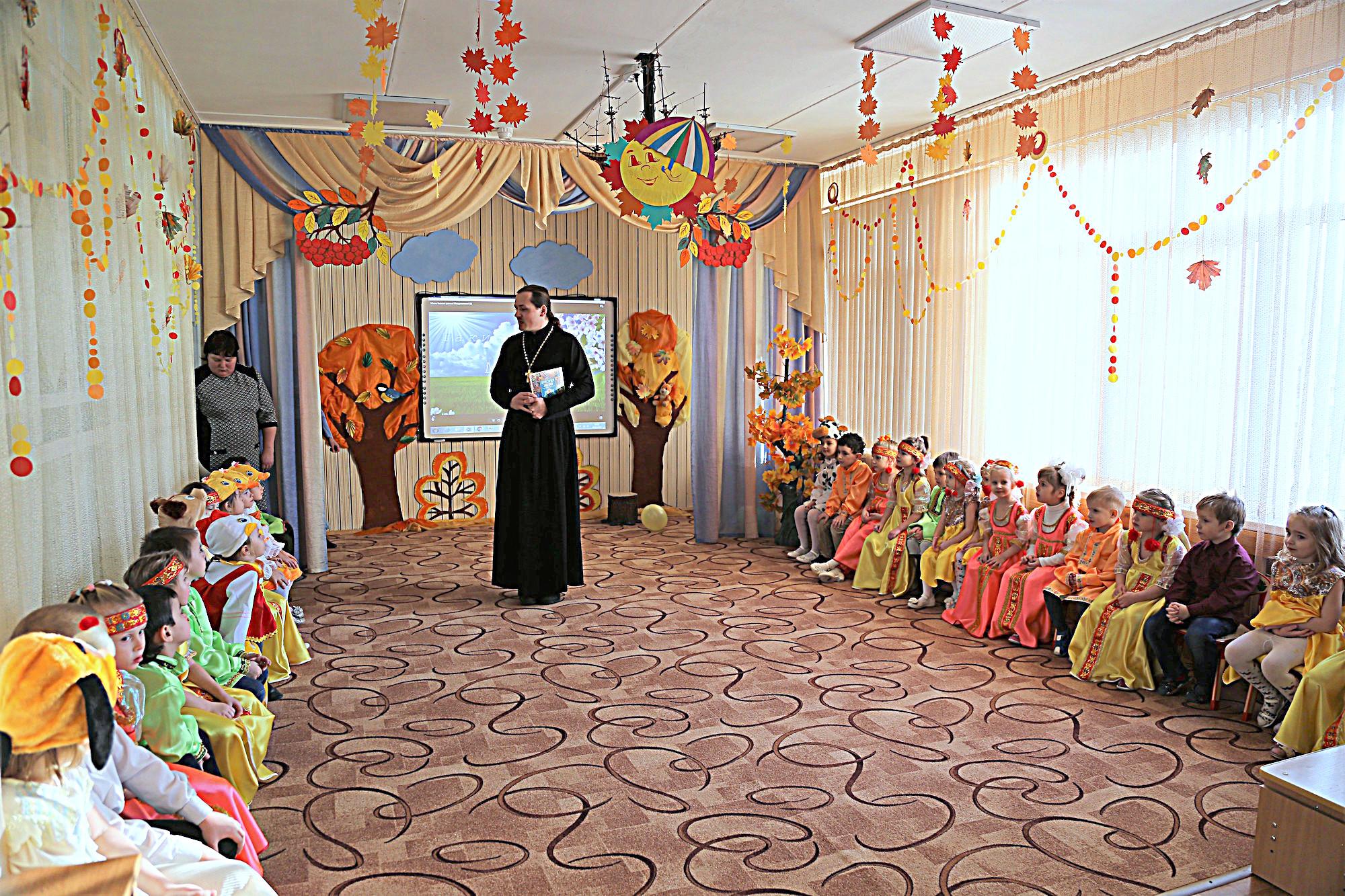 День матери в детском саду № 9 «Дружба» села Черкизово