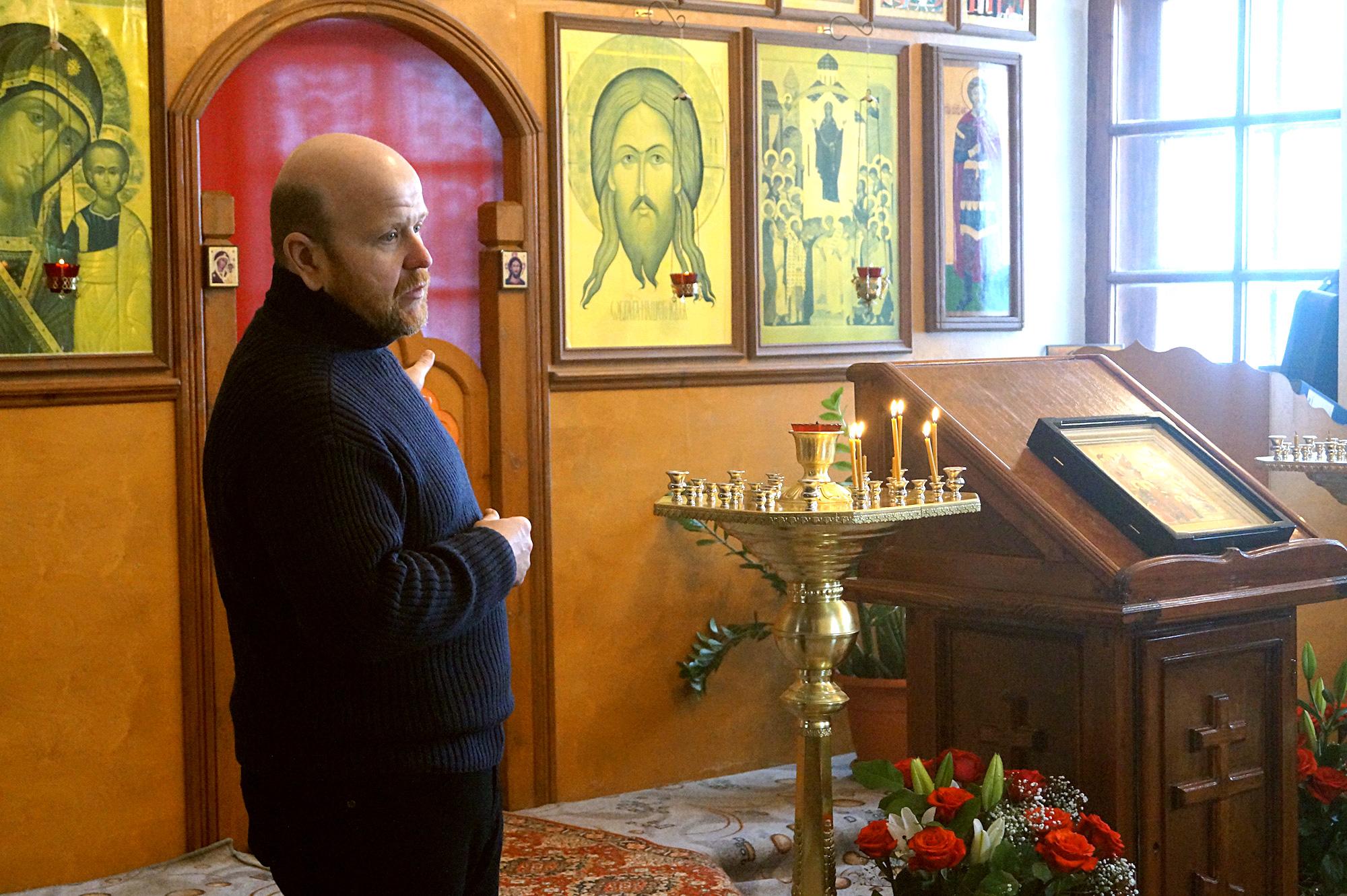 Беседа о новомучениках на приходе Покровского храма села Лысцево