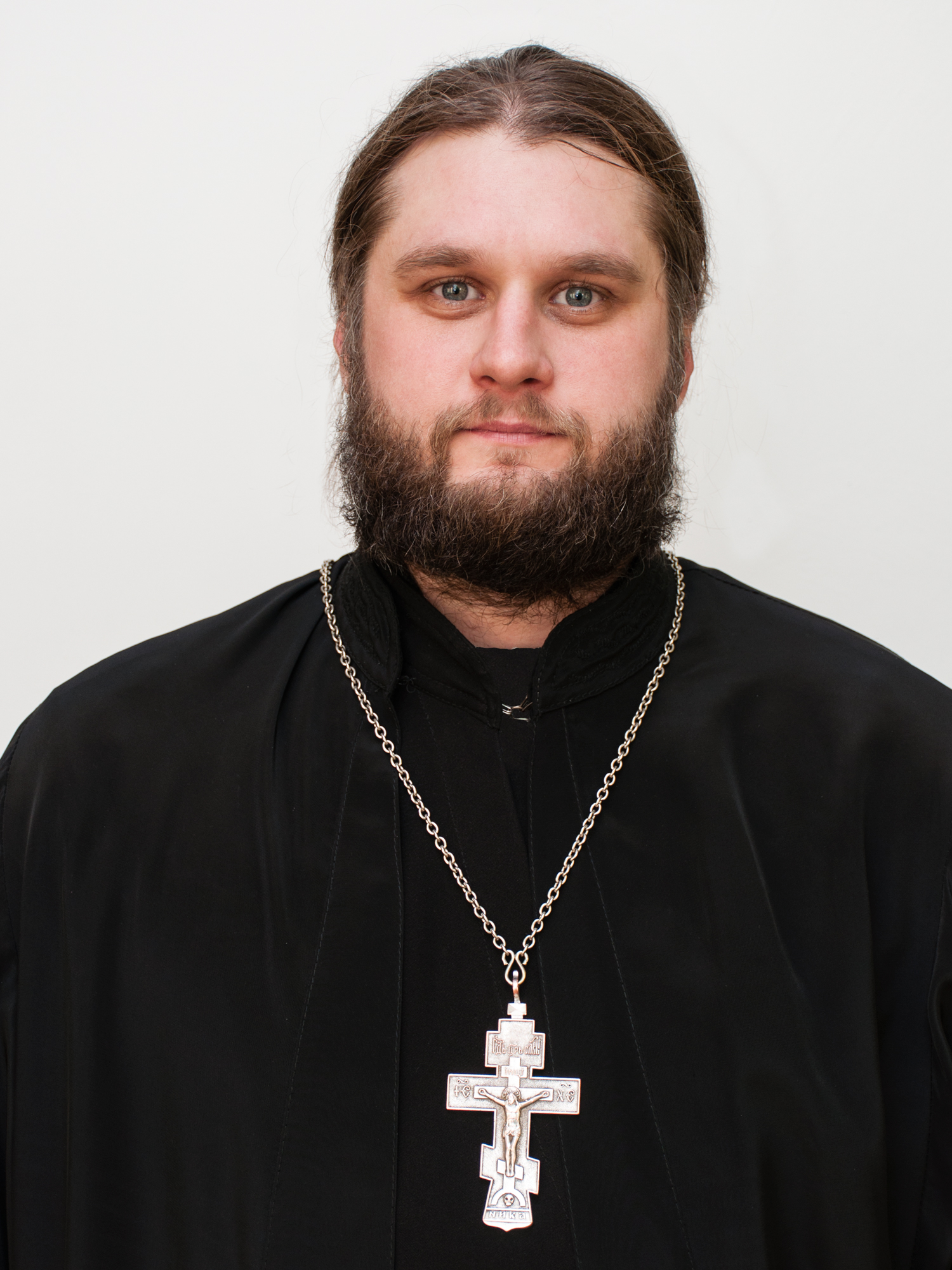 Священник Алексий Евгеньевич Сафронов