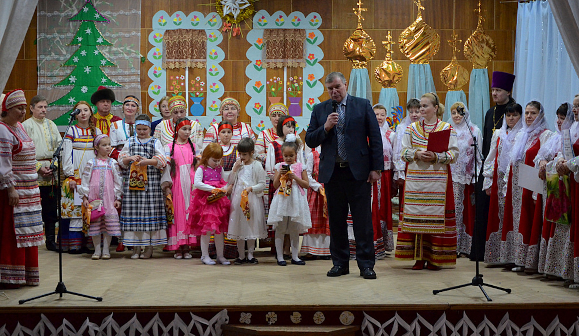 Открытый фестиваль православной песни «Благовестие»