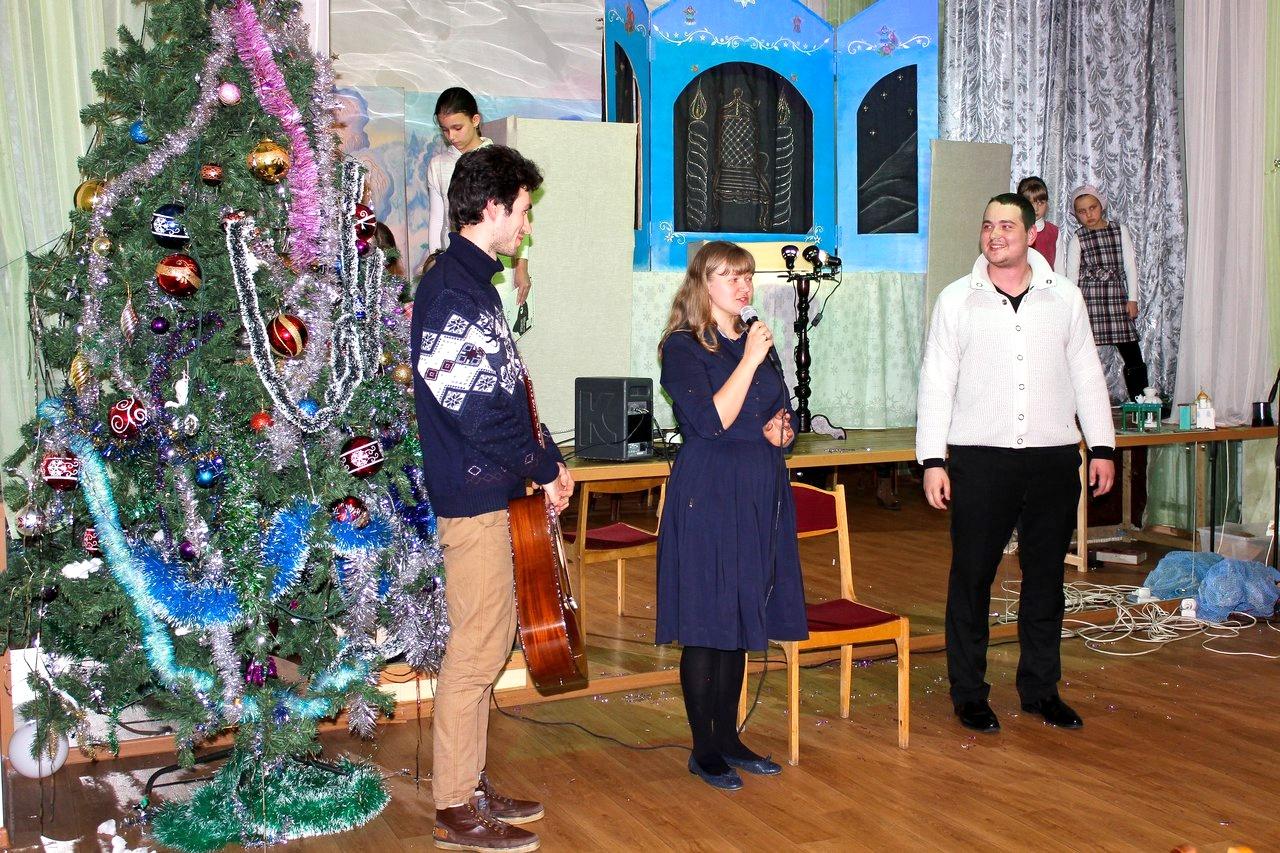 Фестиваль воскресных школ «Рождественские посиделки»