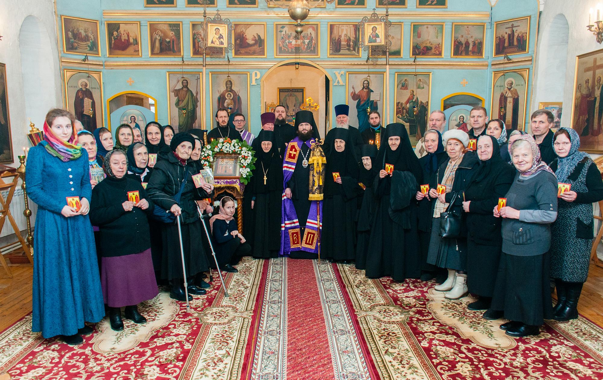 День памяти преподобномучениц Успенского Брусенского монастыря