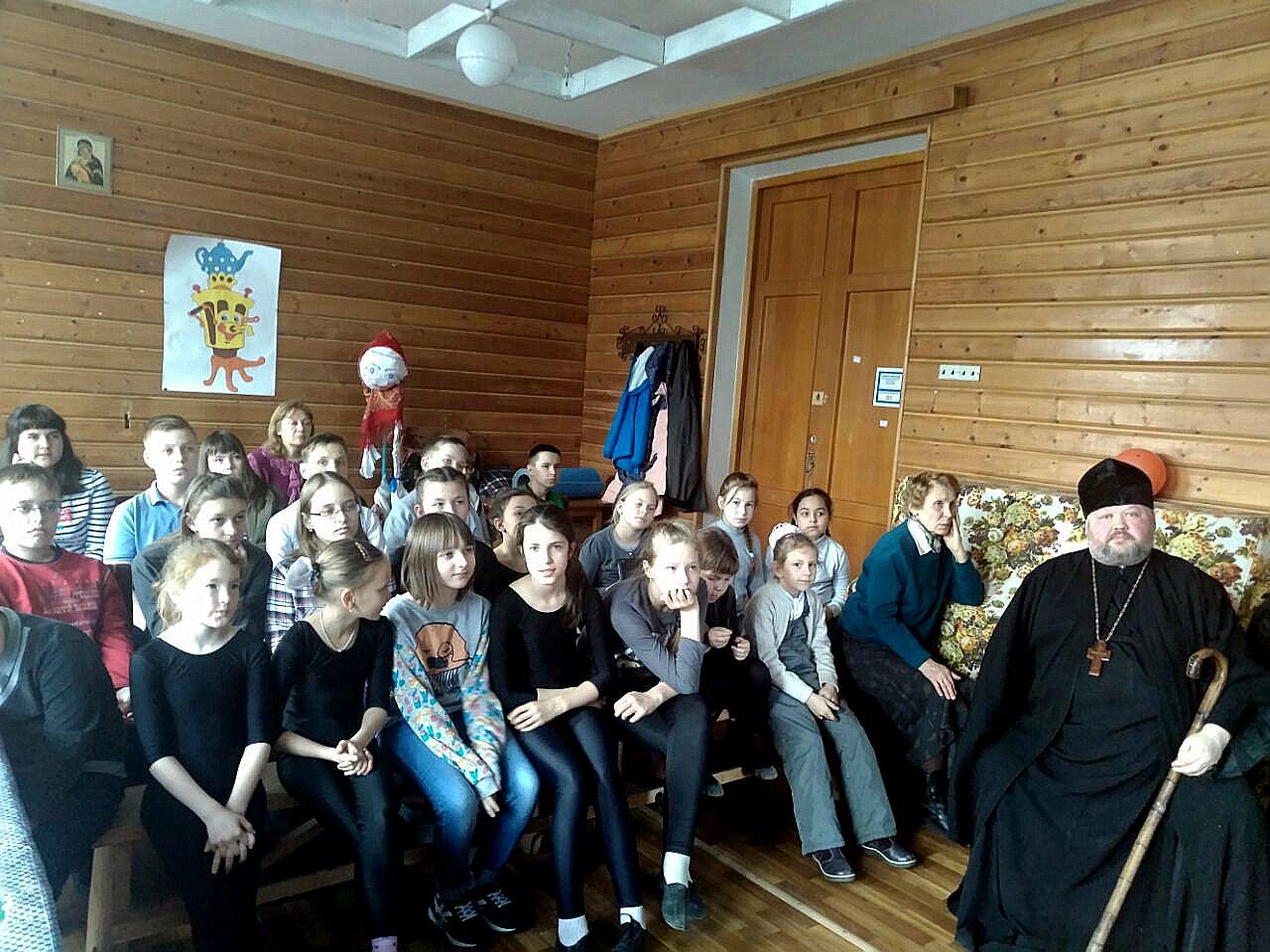 Памятное мероприятие в Непецинском доме культуры