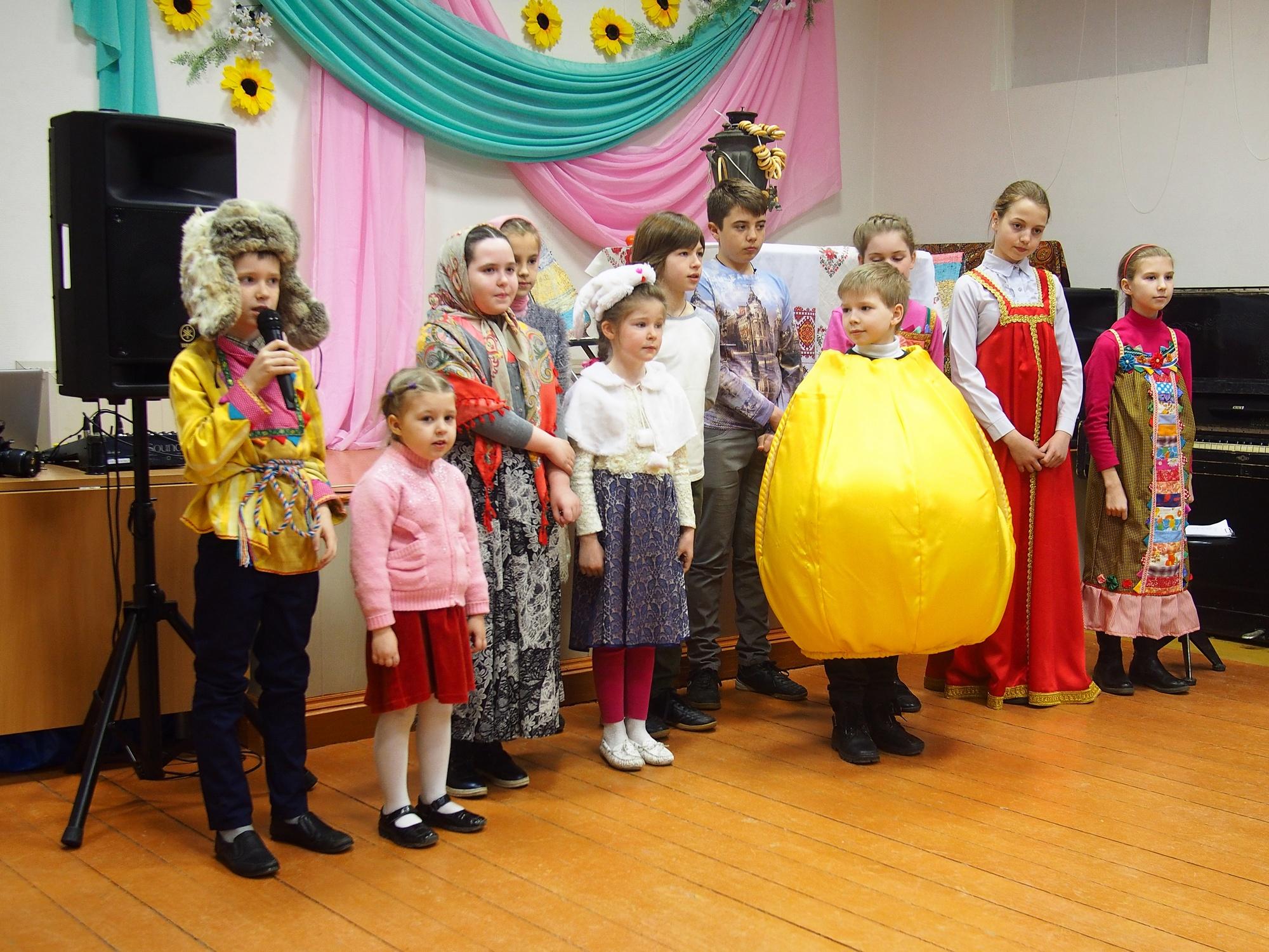 Концерт «Пасхальный перезвон» в селе Черкизово