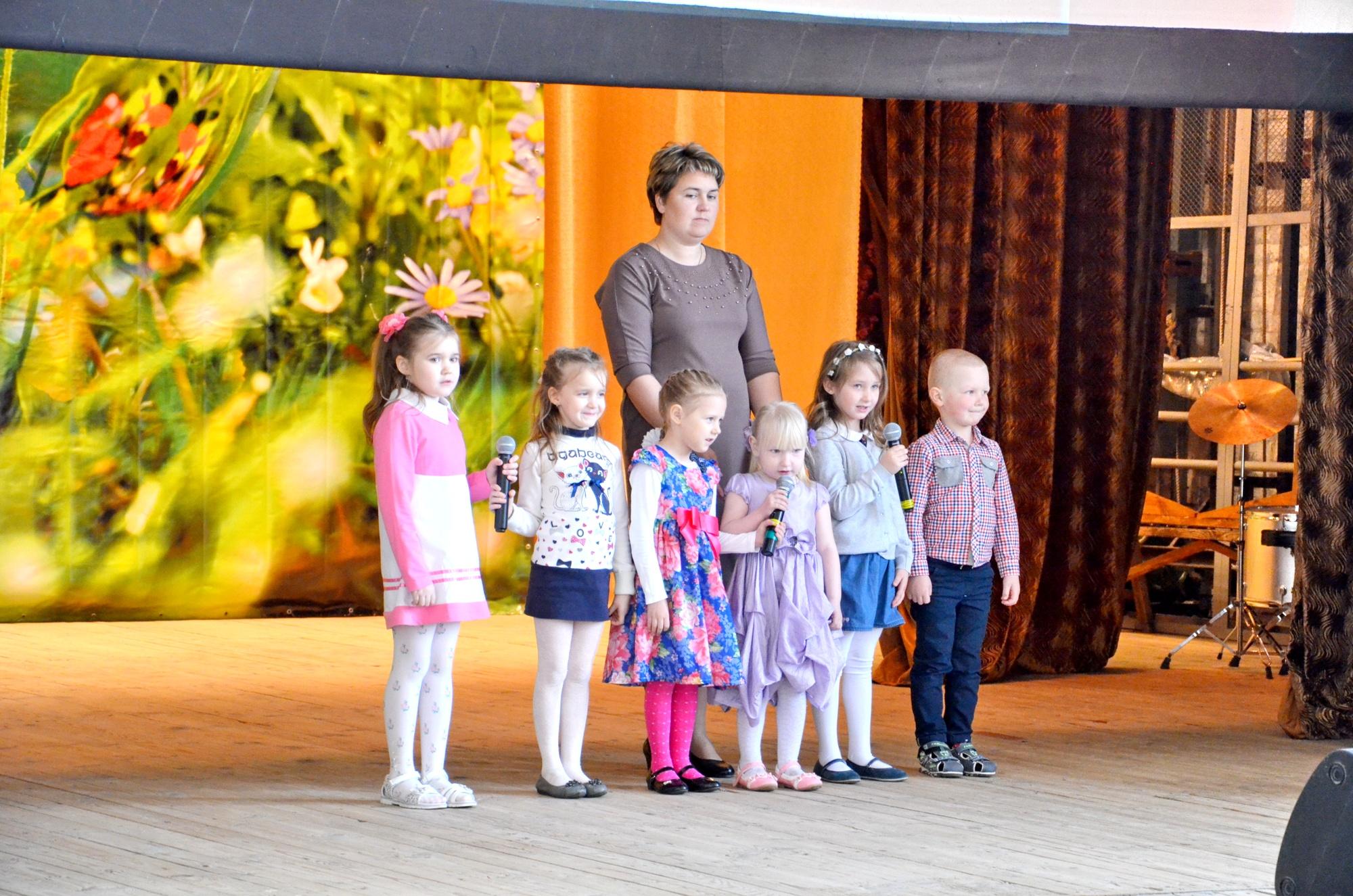 Пасхальный детский праздник на приходе Никольского храма села Горки