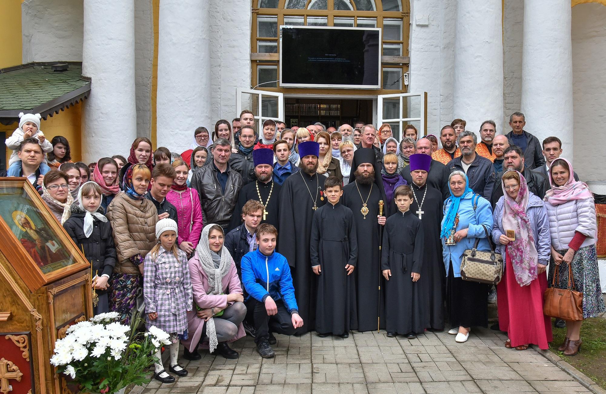 Юбилей Иоанно-Богословского храма с. Богословское-Могильцы