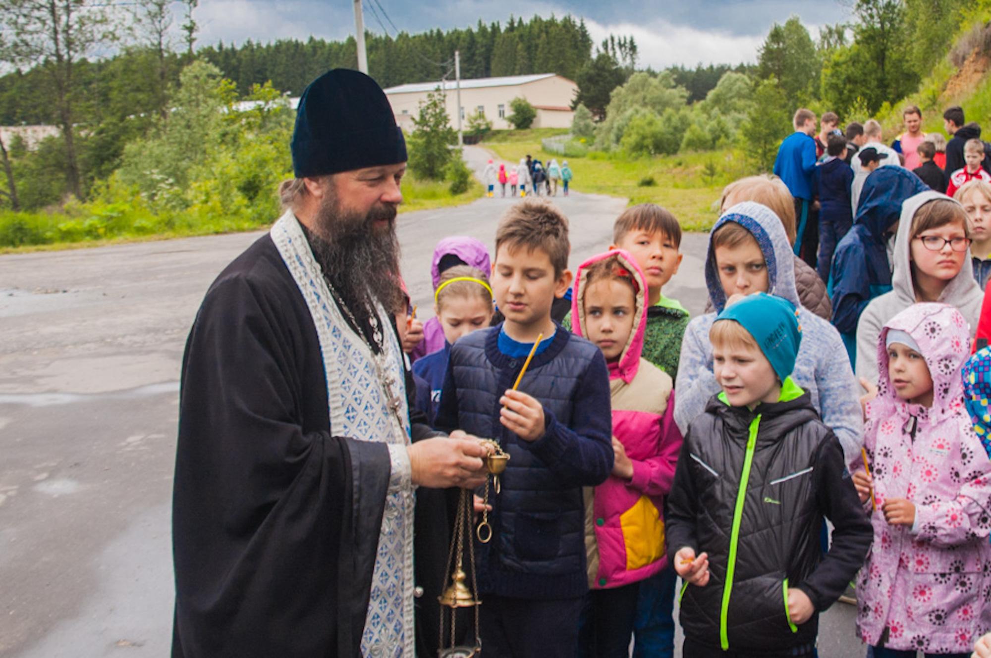 День памяти и скорби на приходе Богородицерождественского храма села Богородское
