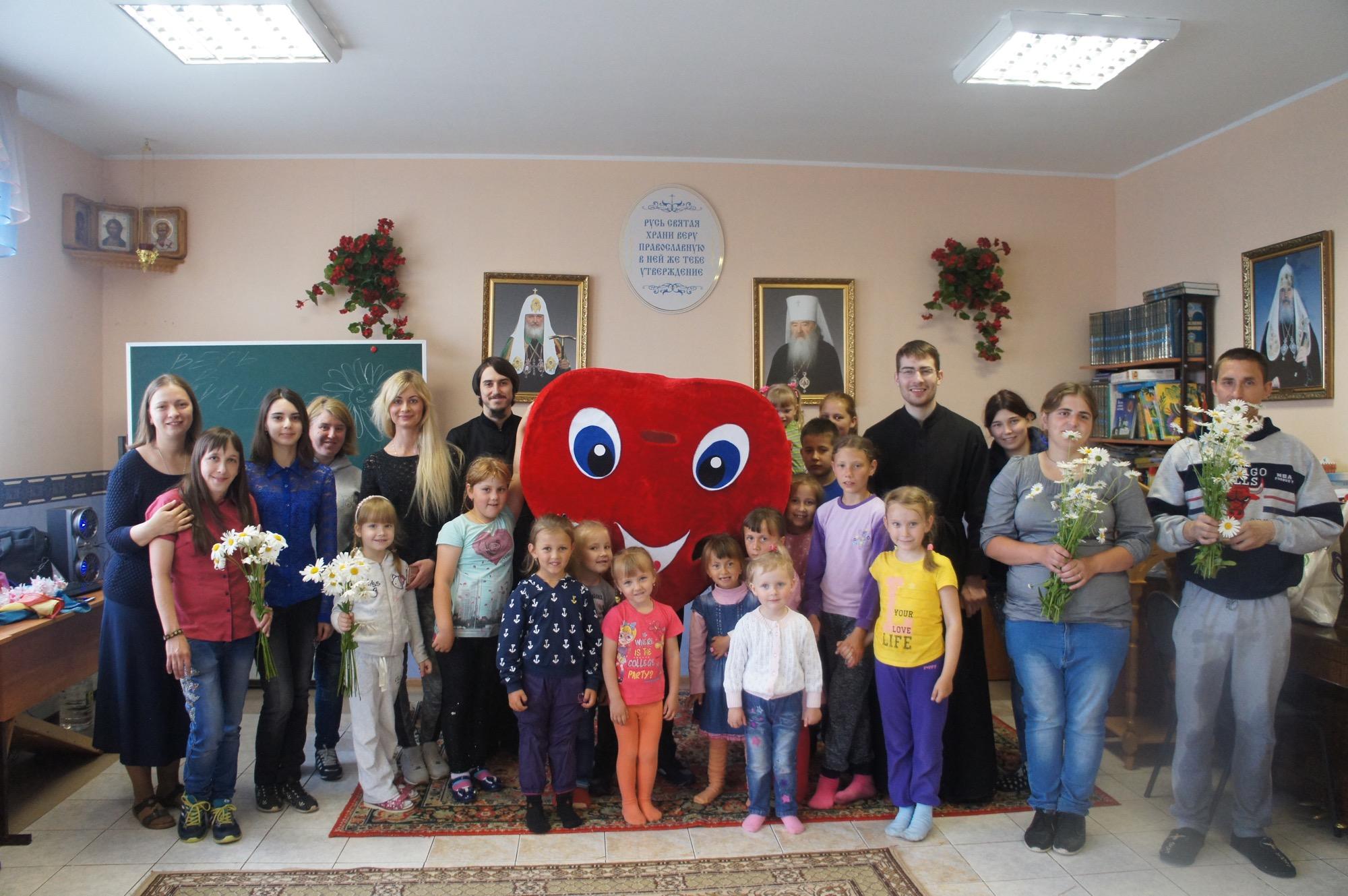 День семьи, любви и верности на приходе Казанского храмам деревни Богдановка
