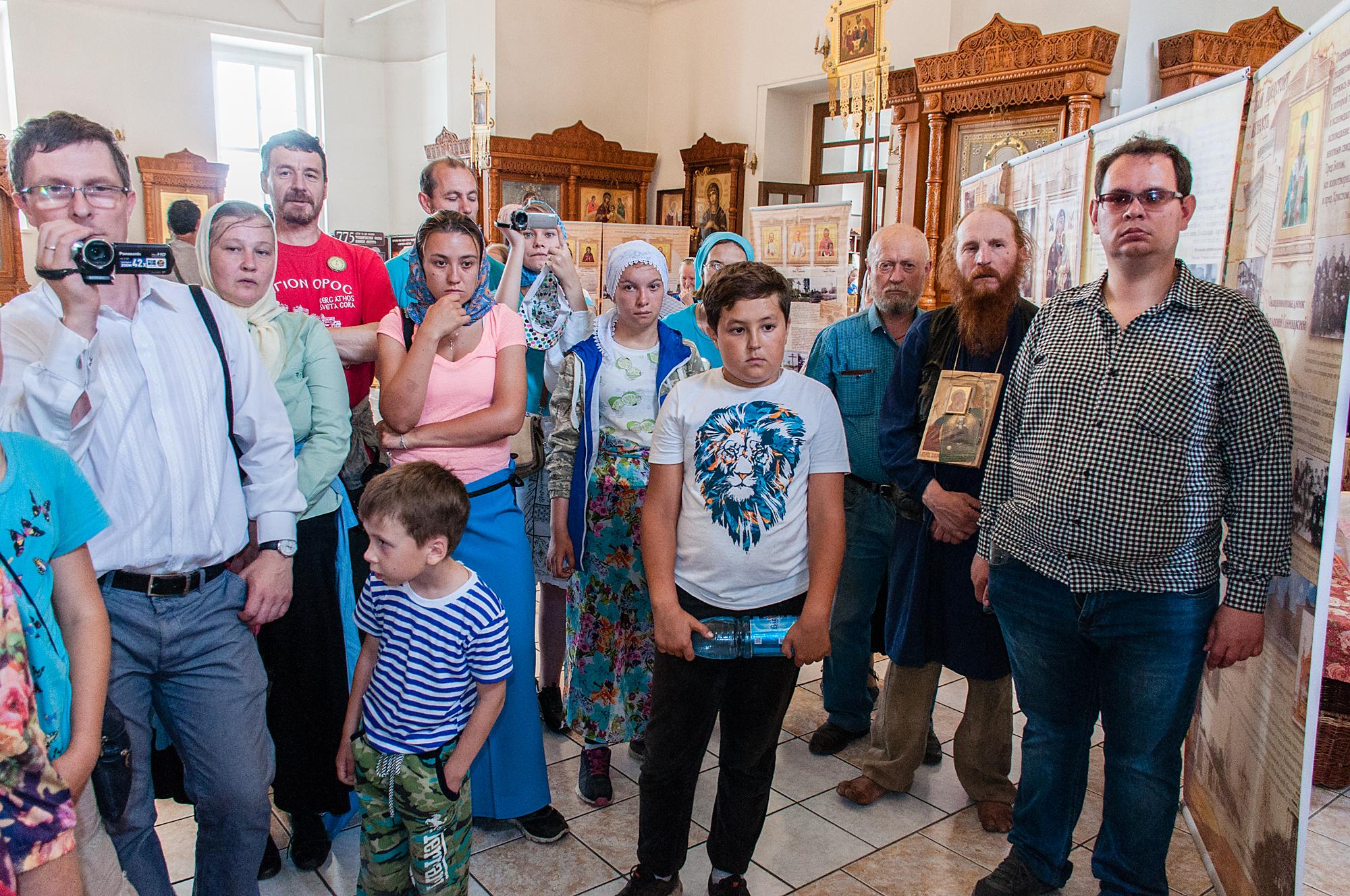 Завершение Миссионерского похода в Коломенском благочинии