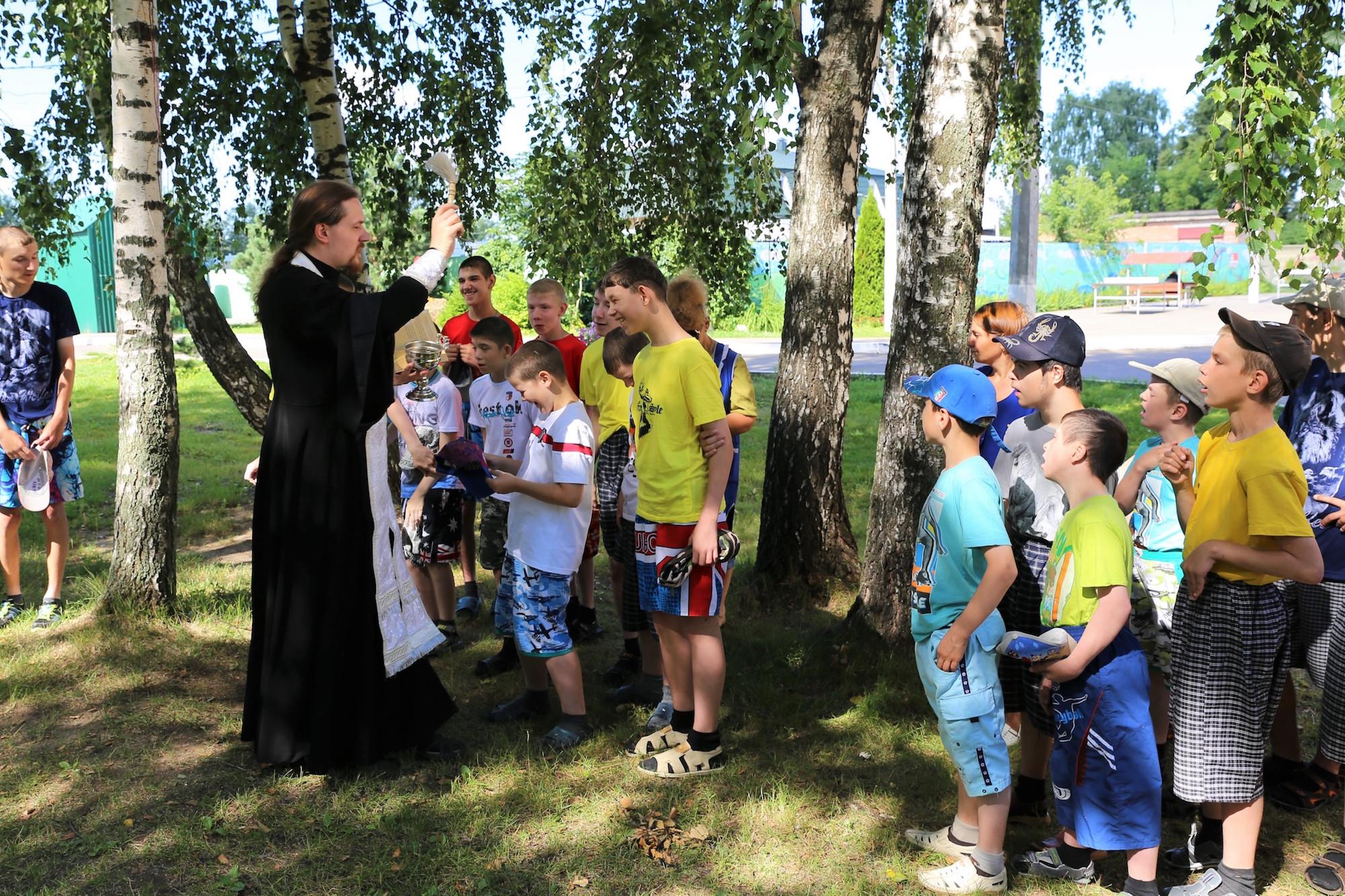 День памяти пророка Божия Илии в Коломенском детском доме-интернате