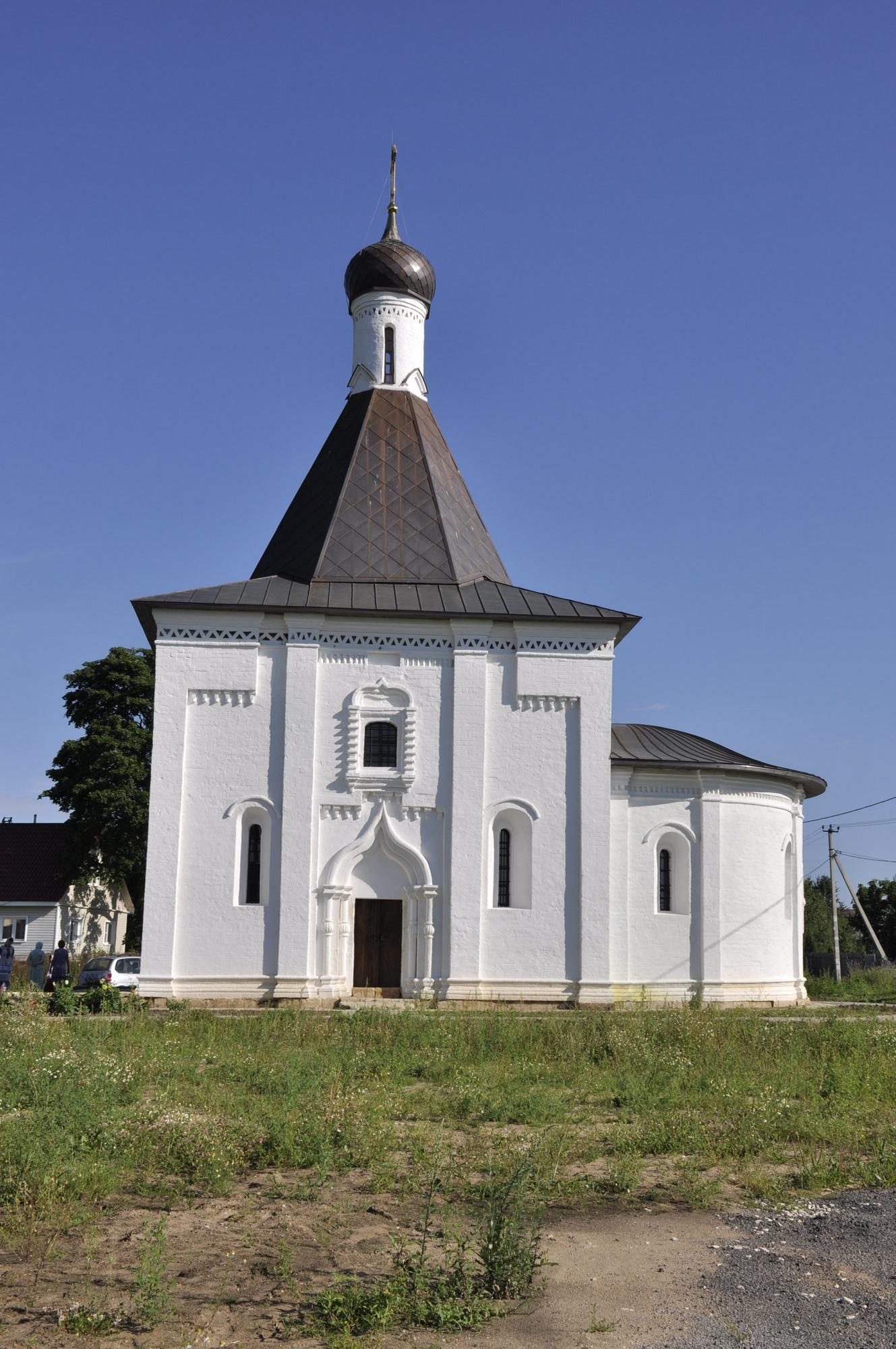 Престольный праздник в Ильинском храме села Пруссы