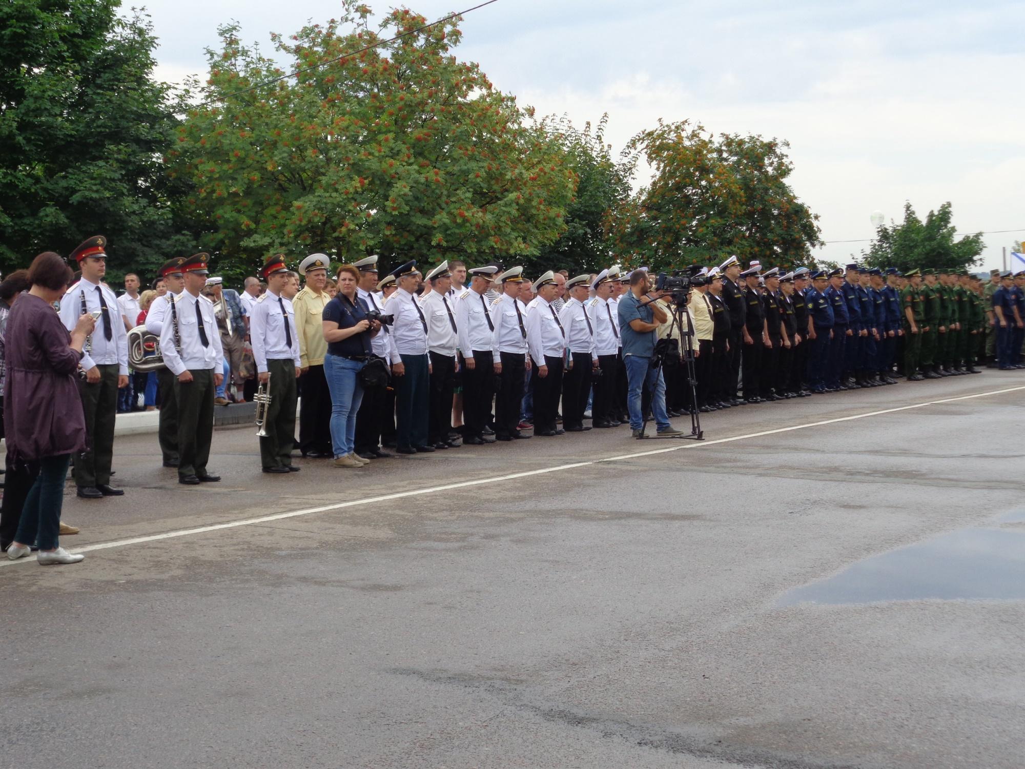 День ВМФ в Коломенском благочинии