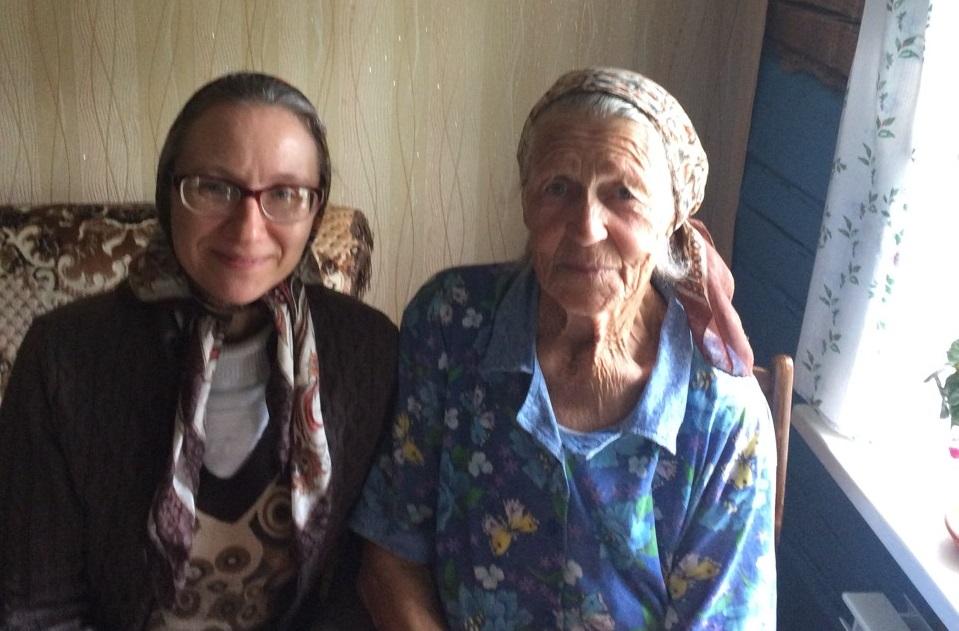 День пожилого человека на приходе Воскресенского храма села Васильево
