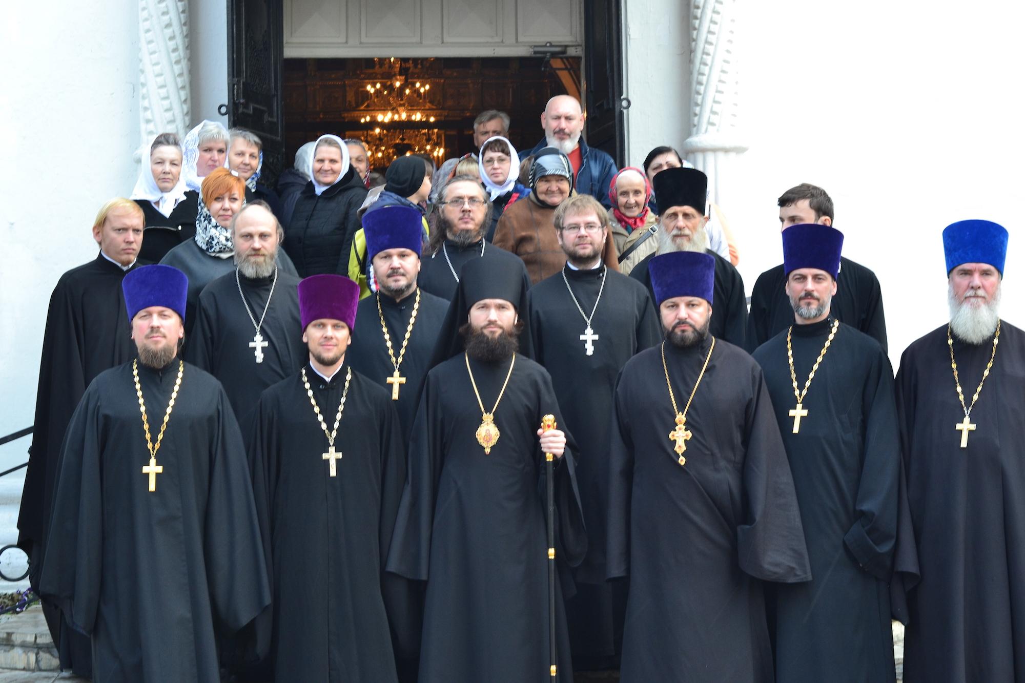 Собор новомучеников и исповедников Бронницких