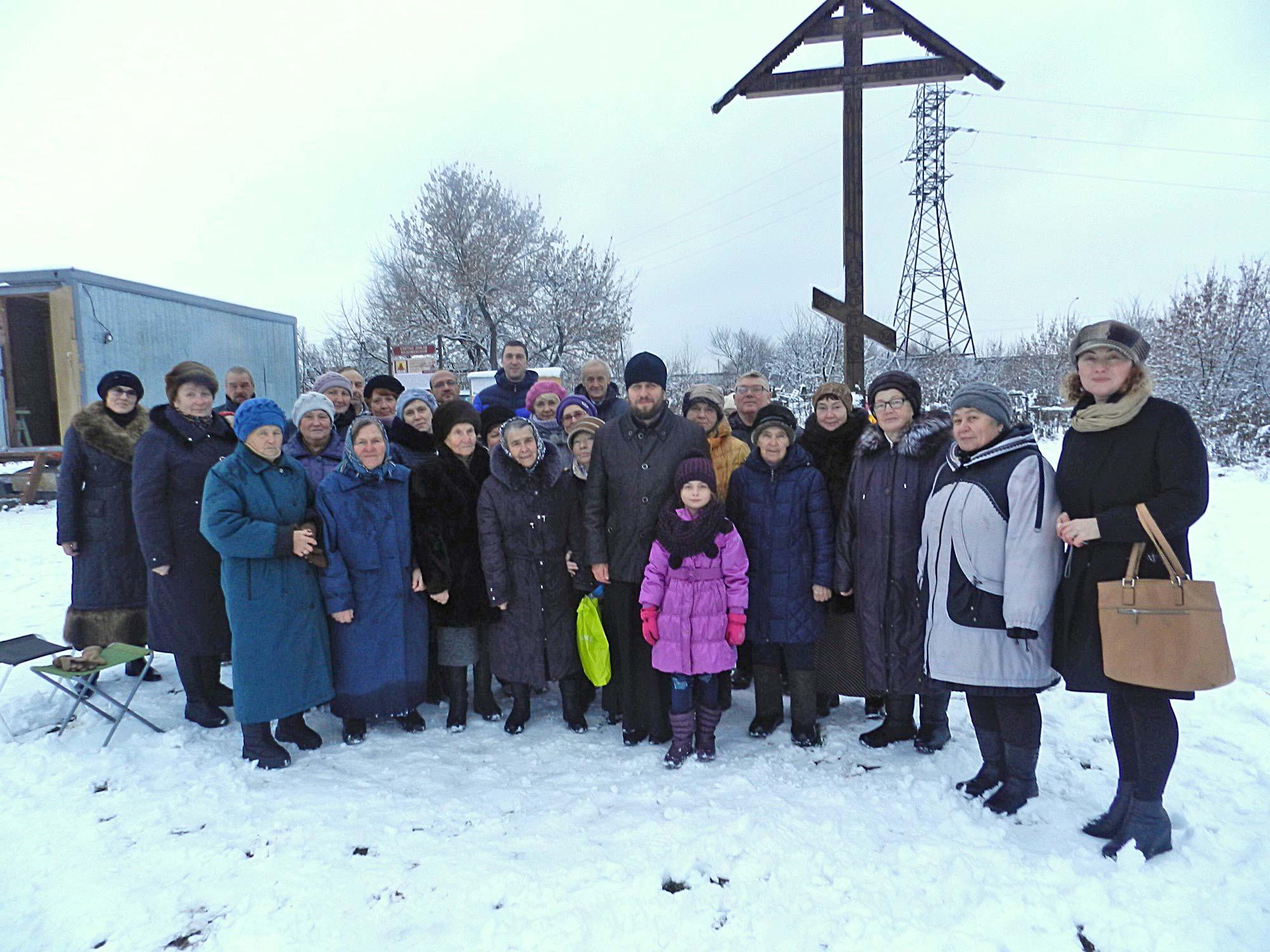 Престольный праздник в селе Коробчеево