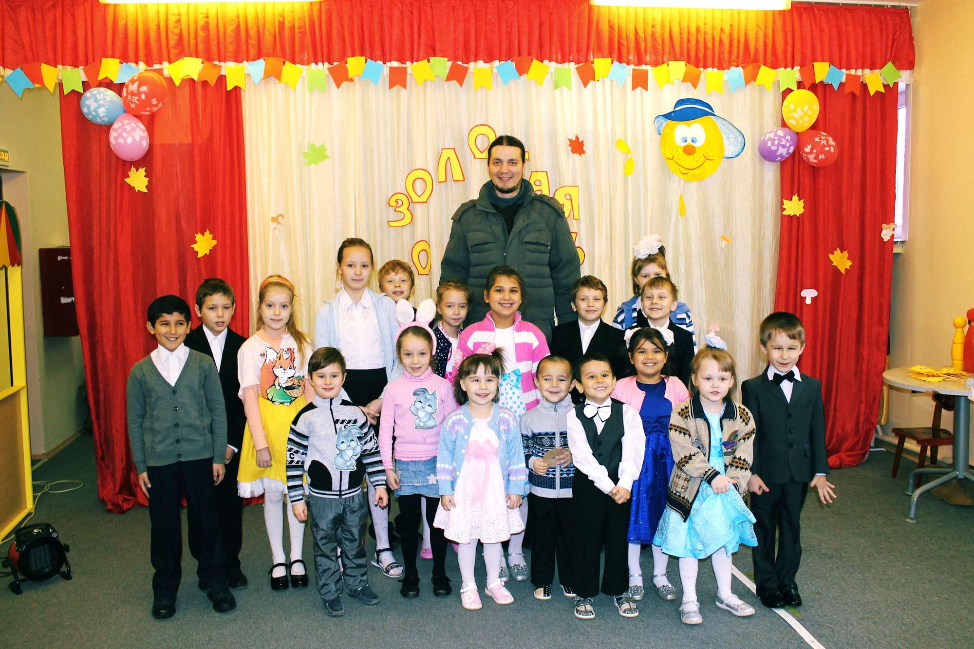 День матери в Коломенском районном социально-реабилитационном центре