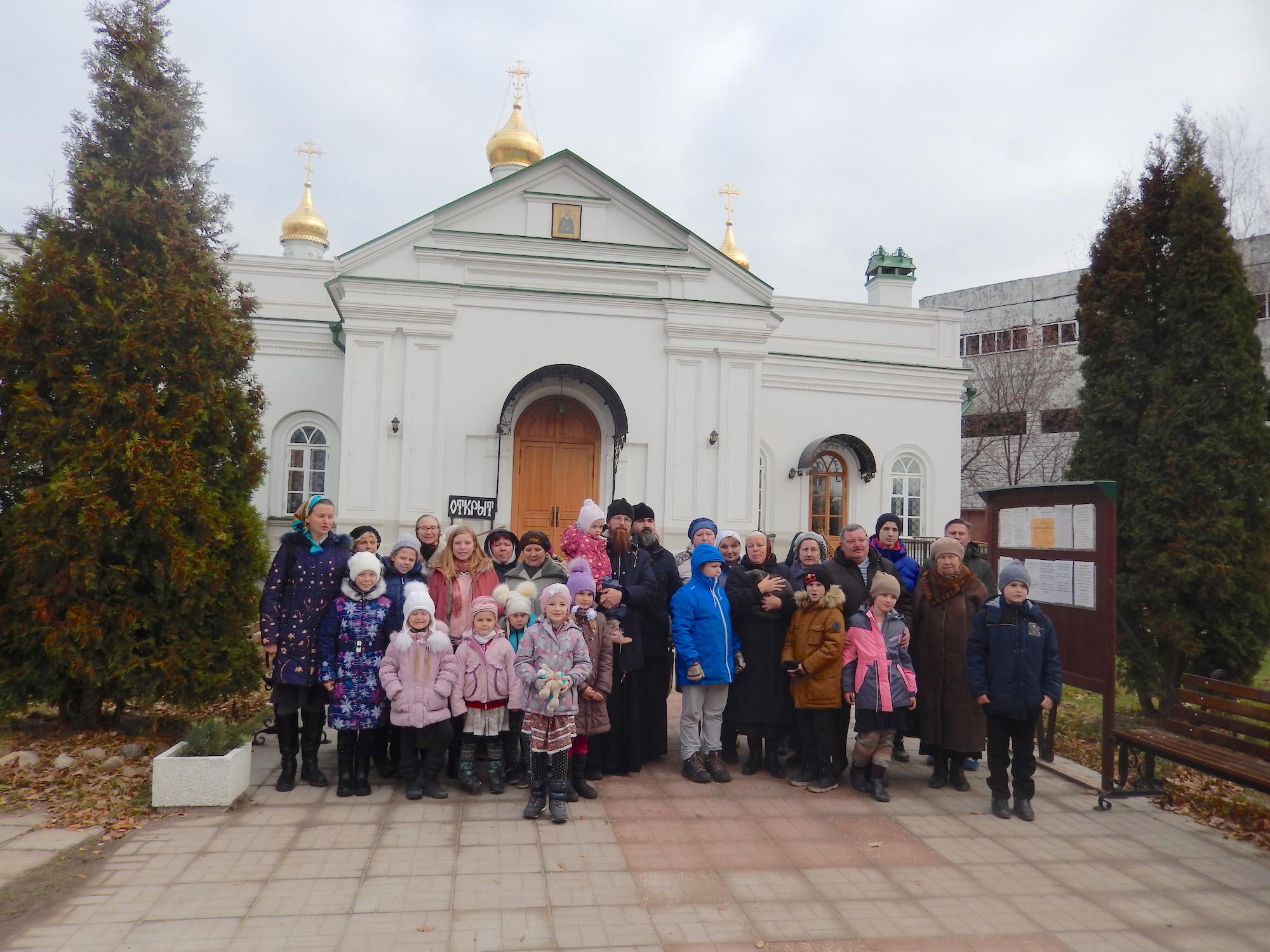 Паломническая поездка в Рязань