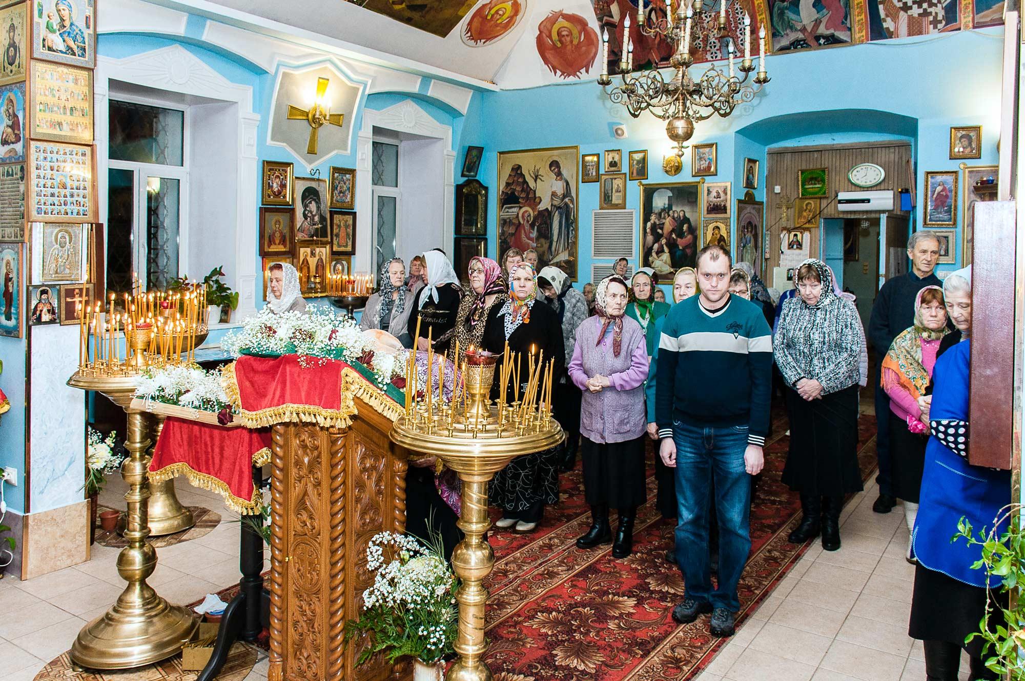 80-летие кончины священномученика Андрея Шершнева