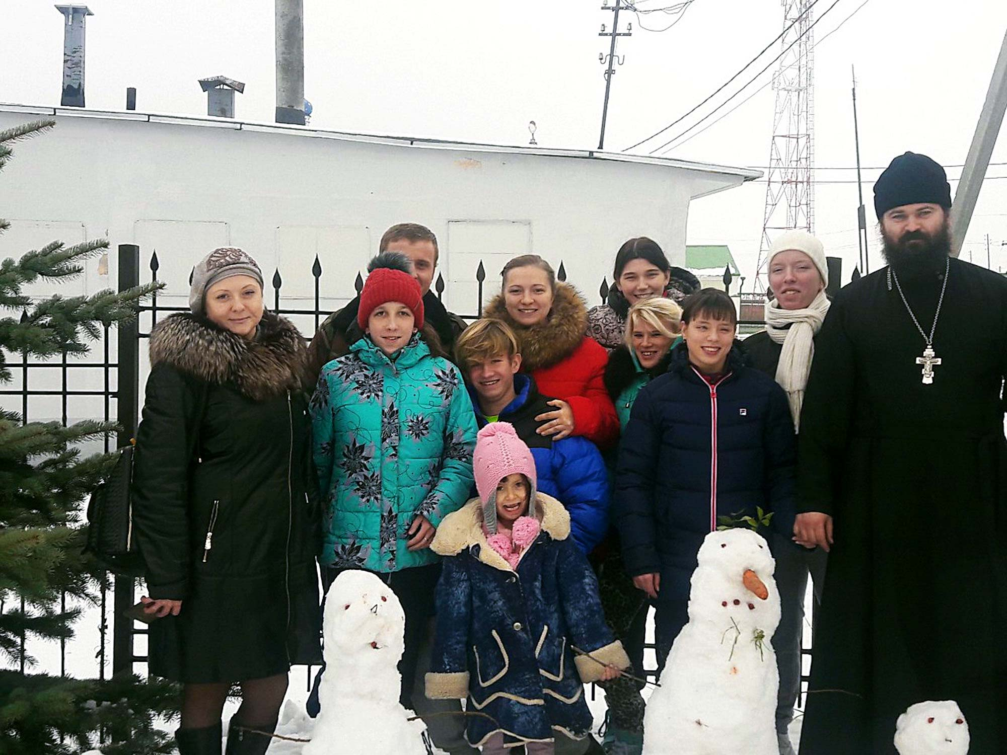 День инвалидов на приходе Казанского храма деревни Богдановка