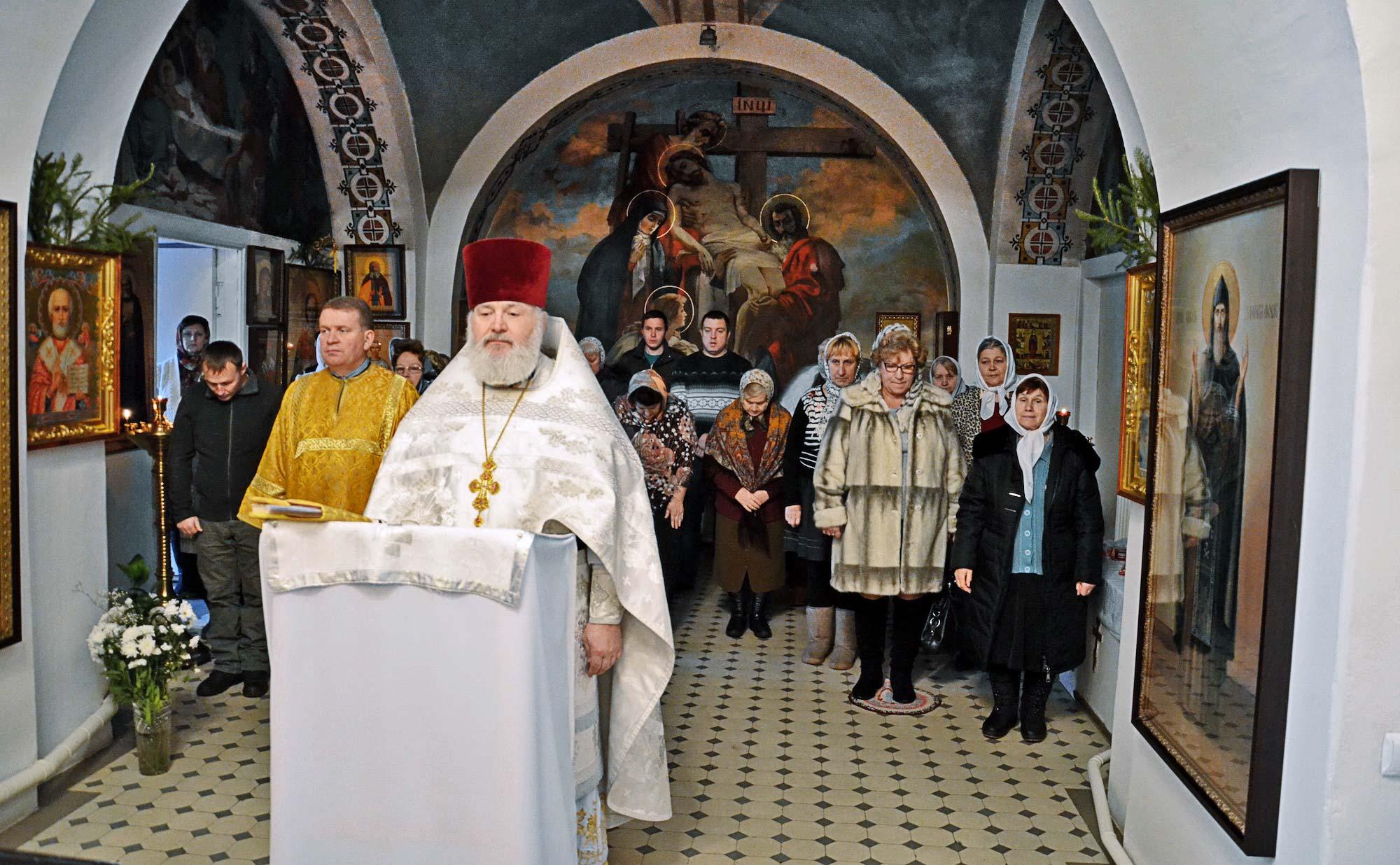 80-летие кончины новомученика Петра Троицкого