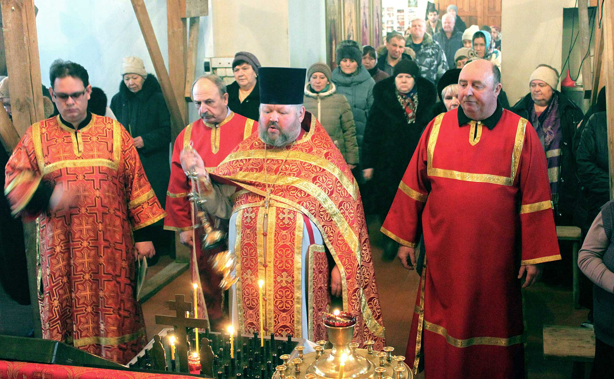 День памяти новомучеников и исповедников Церкви Русской в селе Непецино