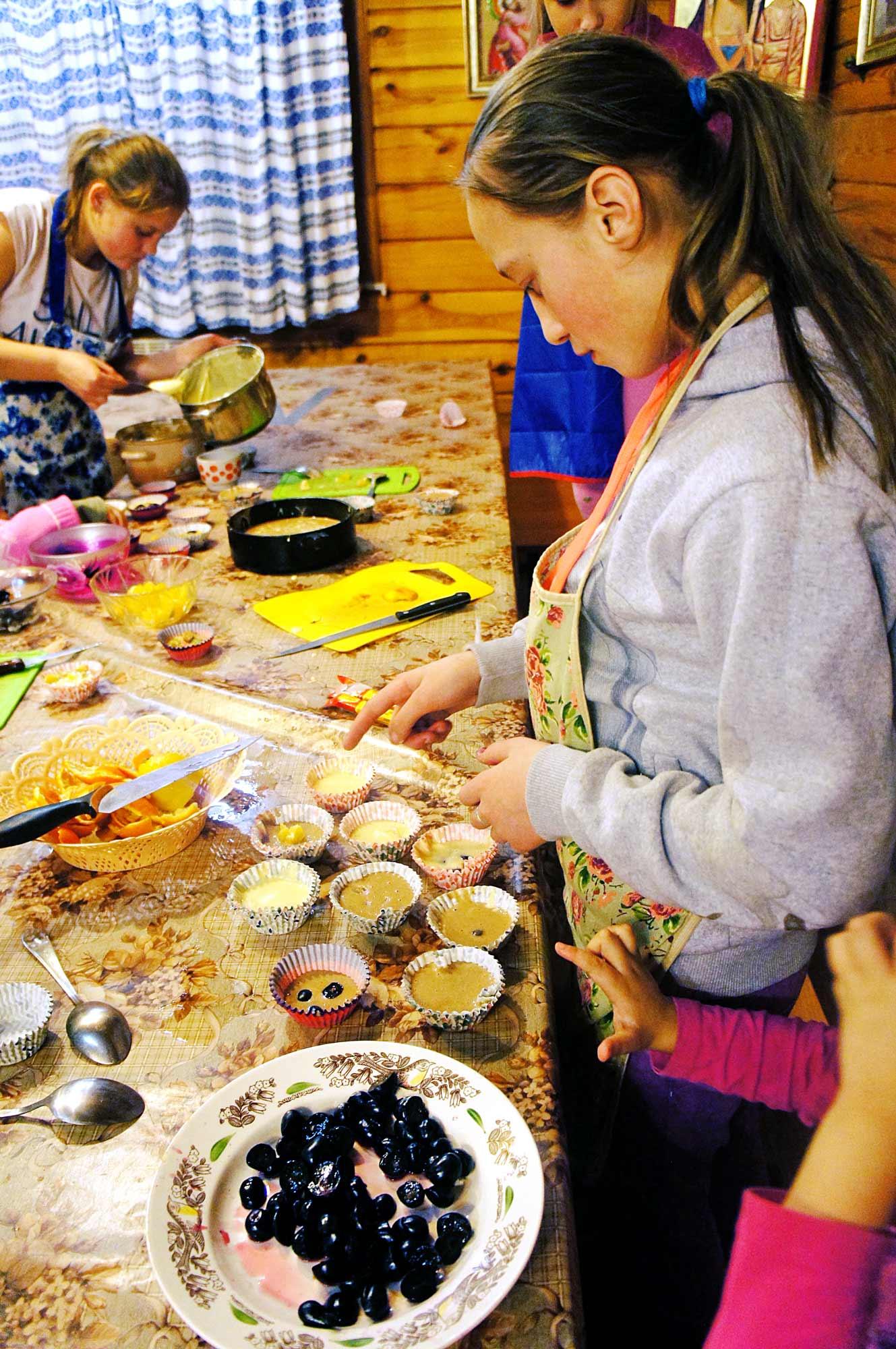 День православной молодежи на приходе Казанского храма деревни Богдановка