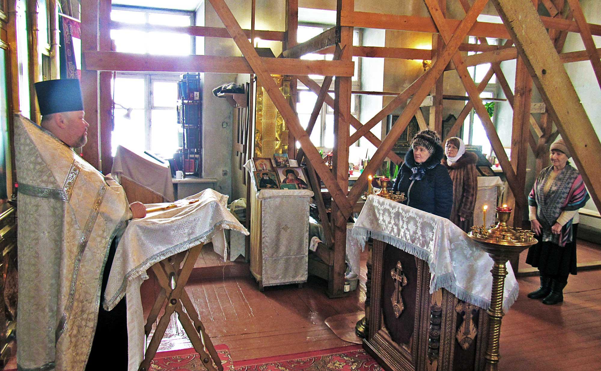 День памяти новомучеников и исповедников Подмосковных на приходе Знаменского храма села Непецино