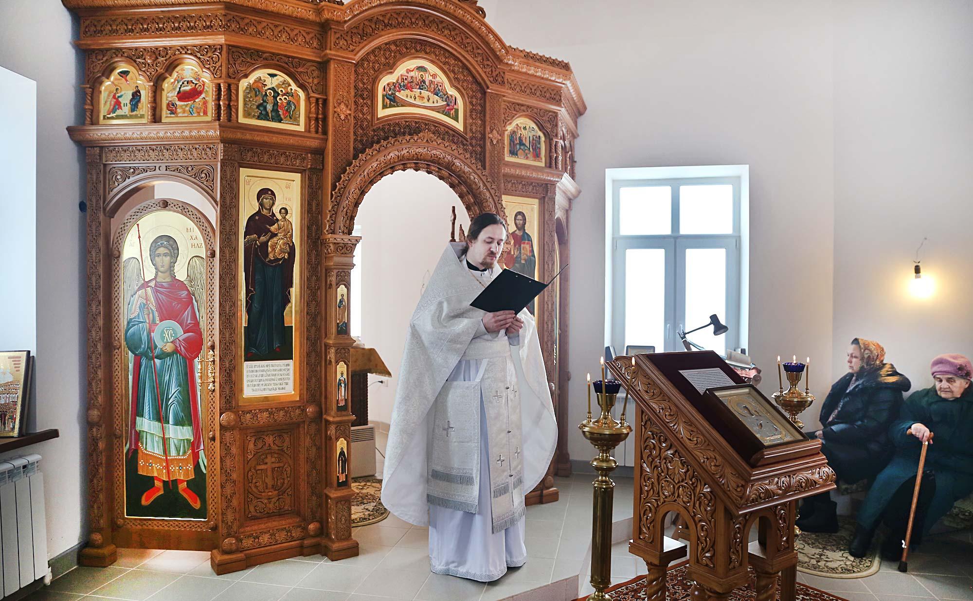 День памяти новомучеников и исповедников Подмосковных на приходе Покровского храма села Никульское
