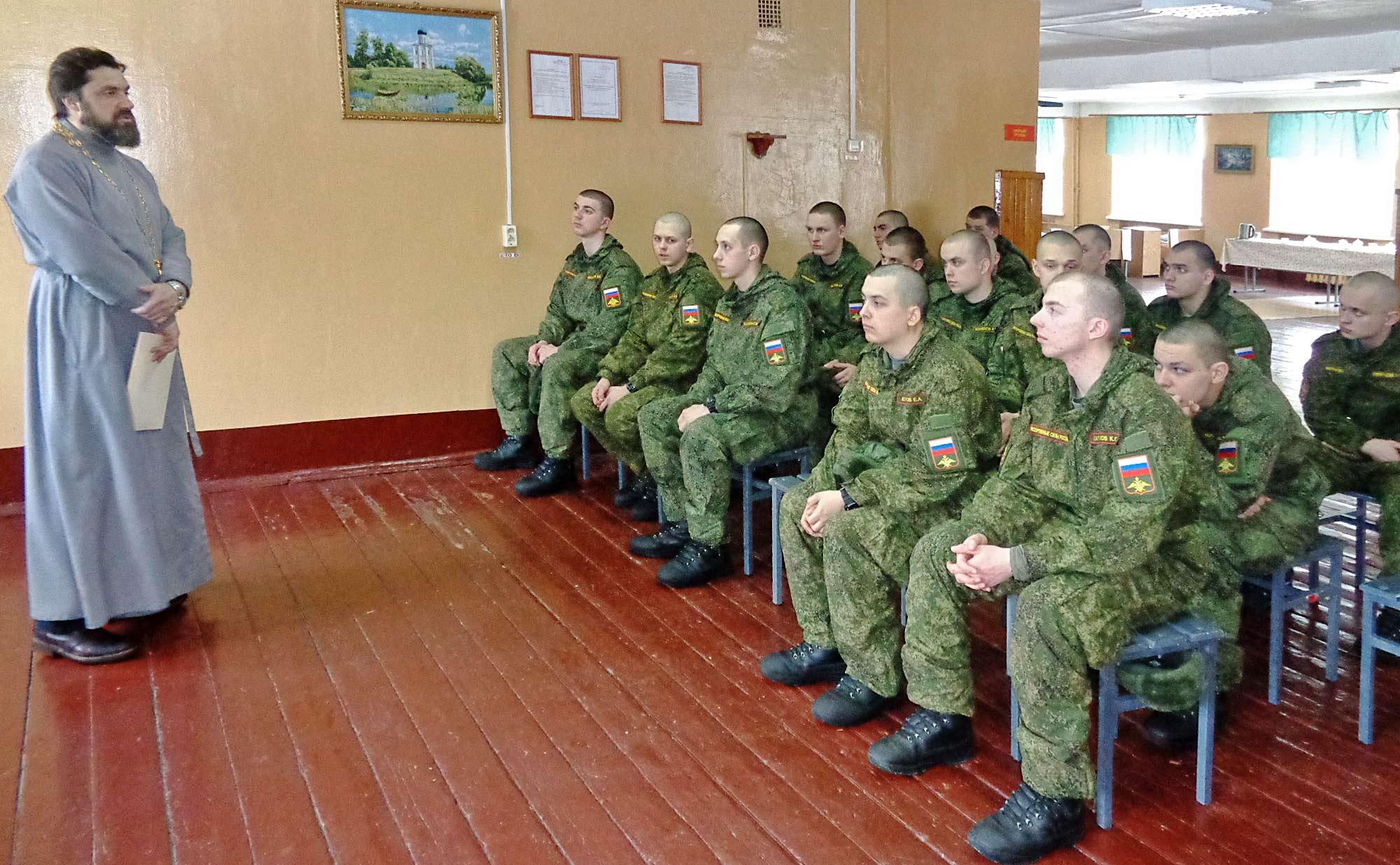 День памяти воинов-интернационалистов в Коломенском благочинии