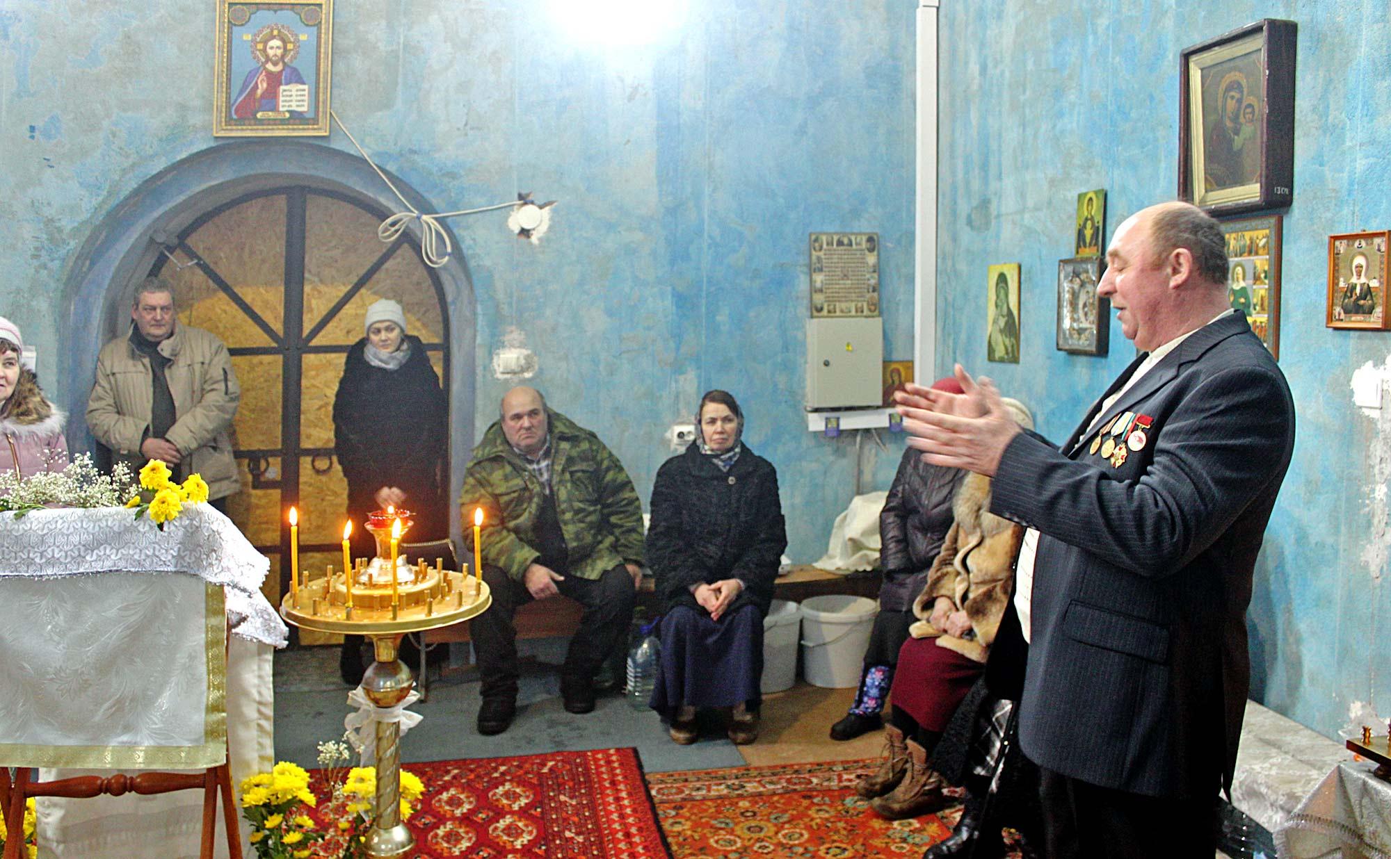День православной молодежи на приходе Знаменского храма села Непецино
